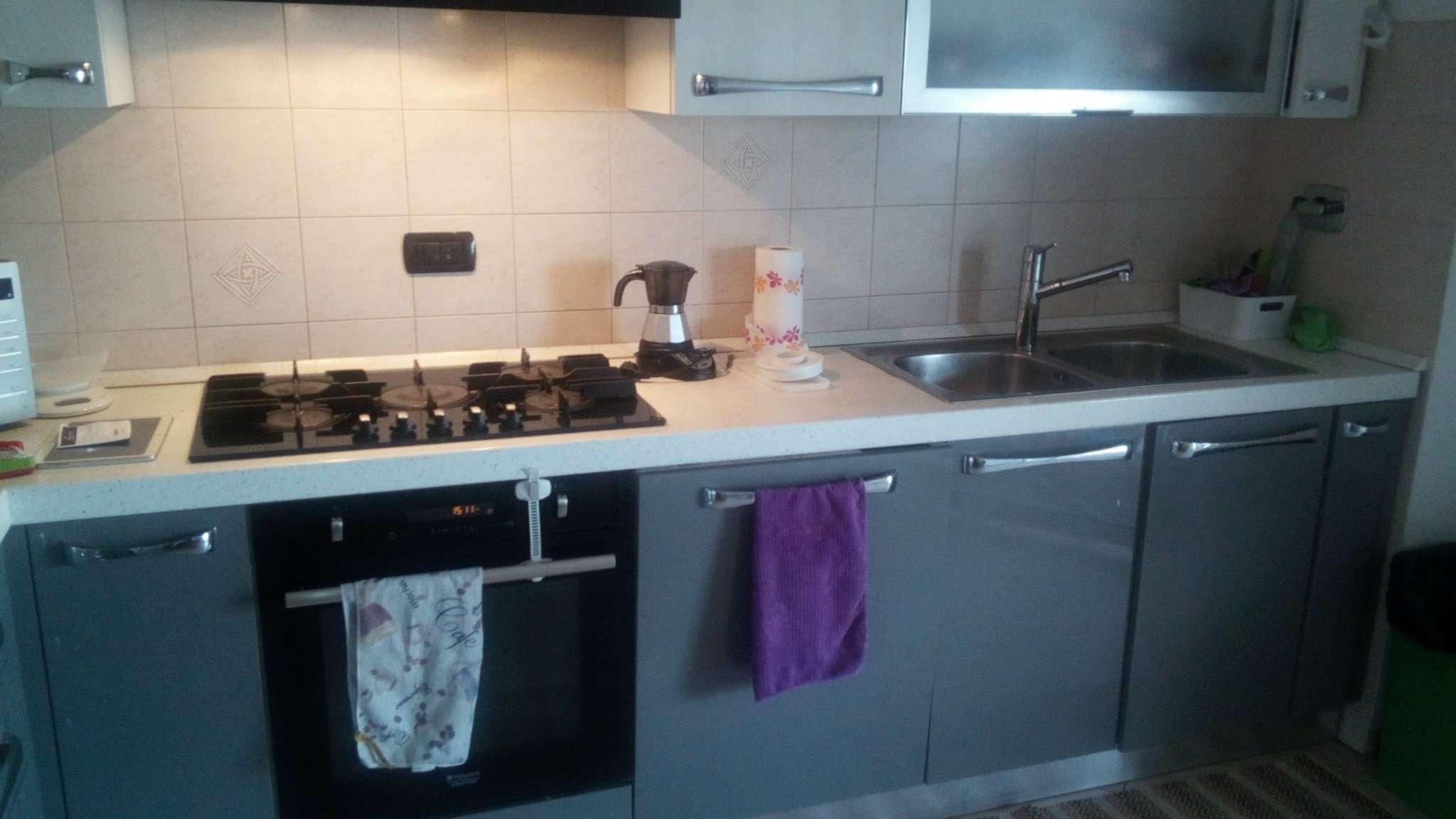 Appartamento parzialmente arredato in affitto Rif. 7451418