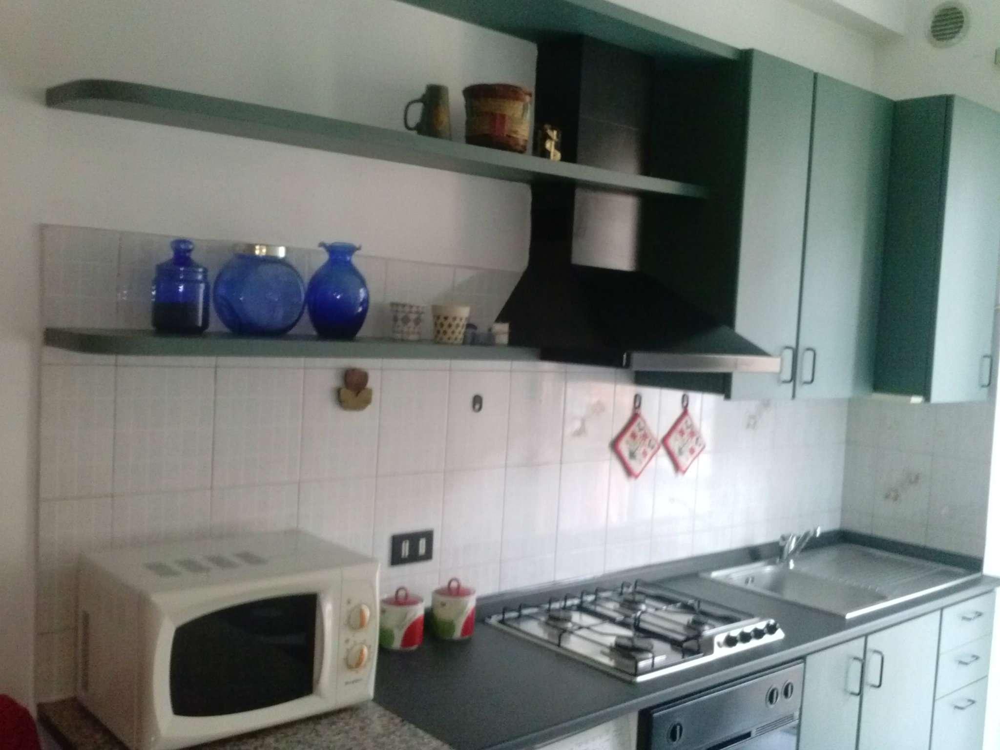Appartamento in ottime condizioni arredato in affitto Rif. 9394063