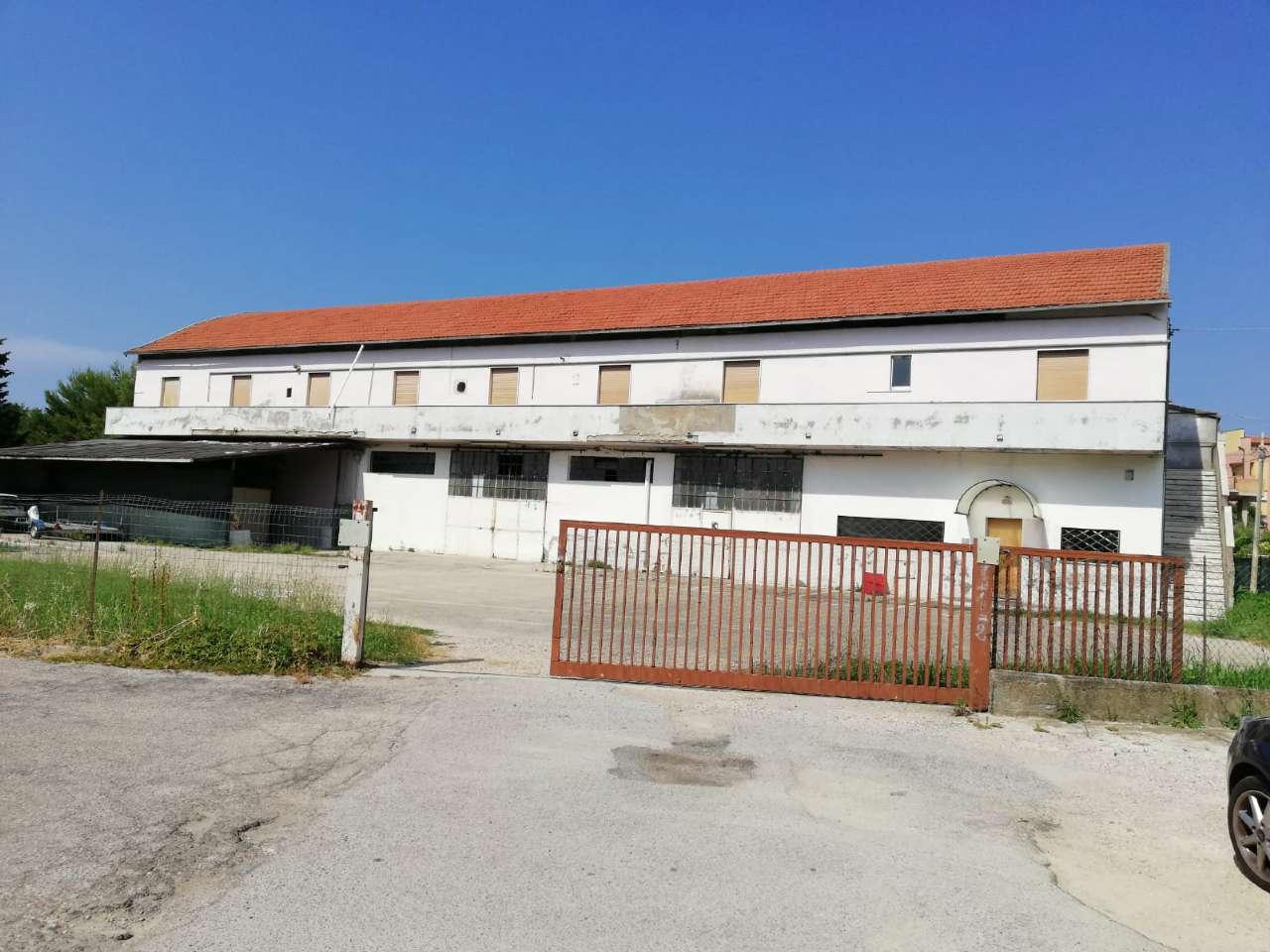 Capannone in affitto a Montesilvano, 9 locali, prezzo € 2.500 | CambioCasa.it