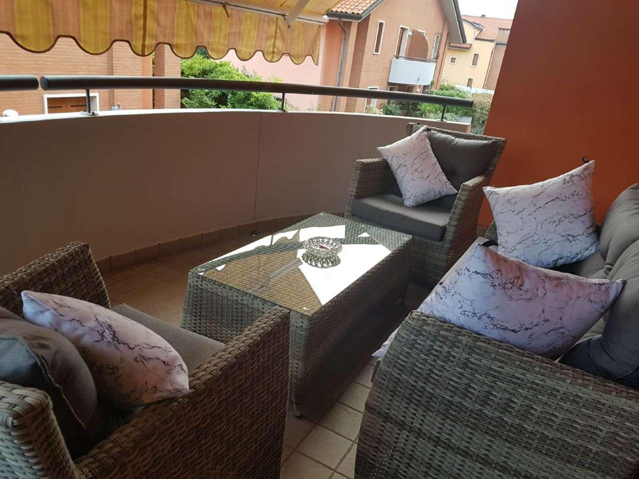 ARCELLA - SAN FILIPPO NERI recente appartamento in contesto residenziale ben tenuto con risc.autonom