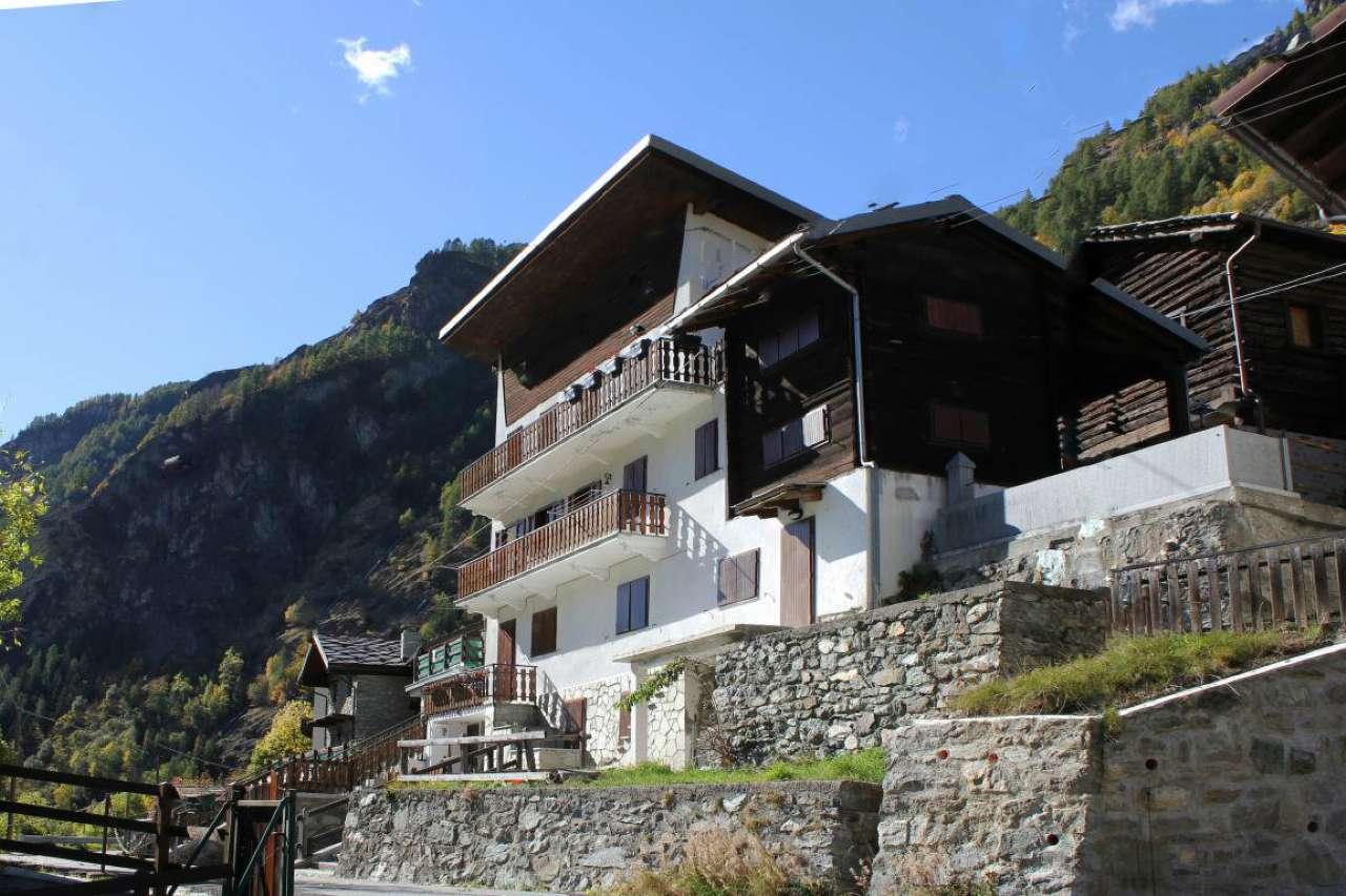 Valtournenche, appartamento bilocale con ottima vista panoramica