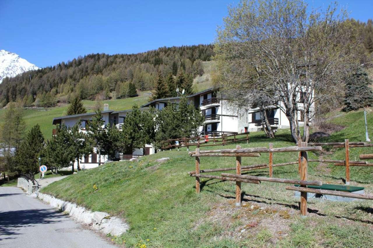 Torgnon, trilocale in posizione soleggiata e panoramica
