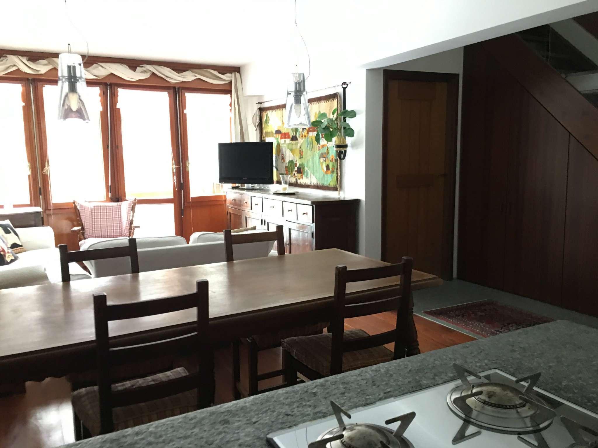 Appartamento ristrutturato parzialmente arredato in vendita Rif. 7811110