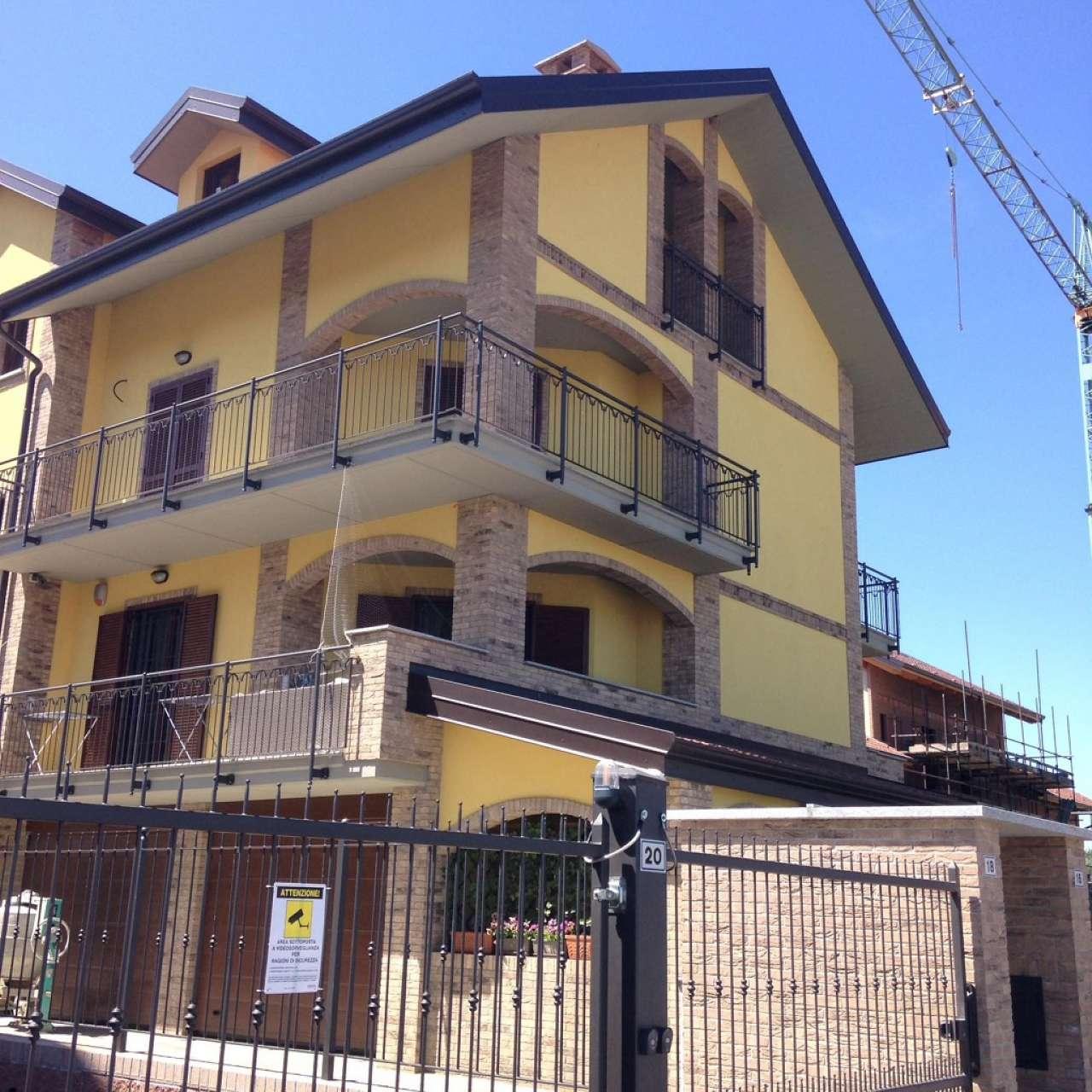 Appartamento in vendita via Martiri della Libertà Brandizzo