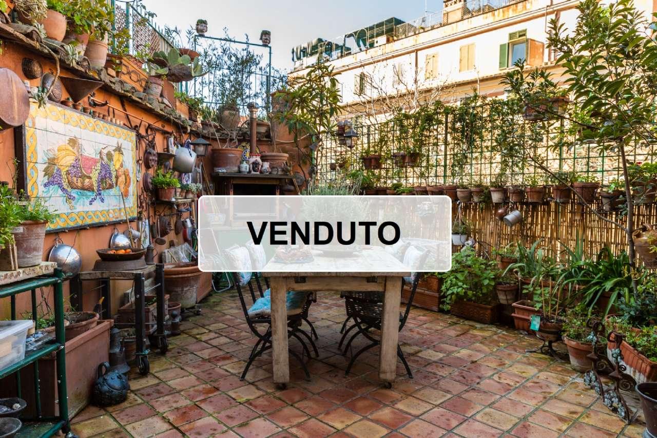 Attico / Mansarda in vendita a Roma, 4 locali, zona Trastevere - Testaccio, prezzo € 1.400.000 | PortaleAgenzieImmobiliari.it