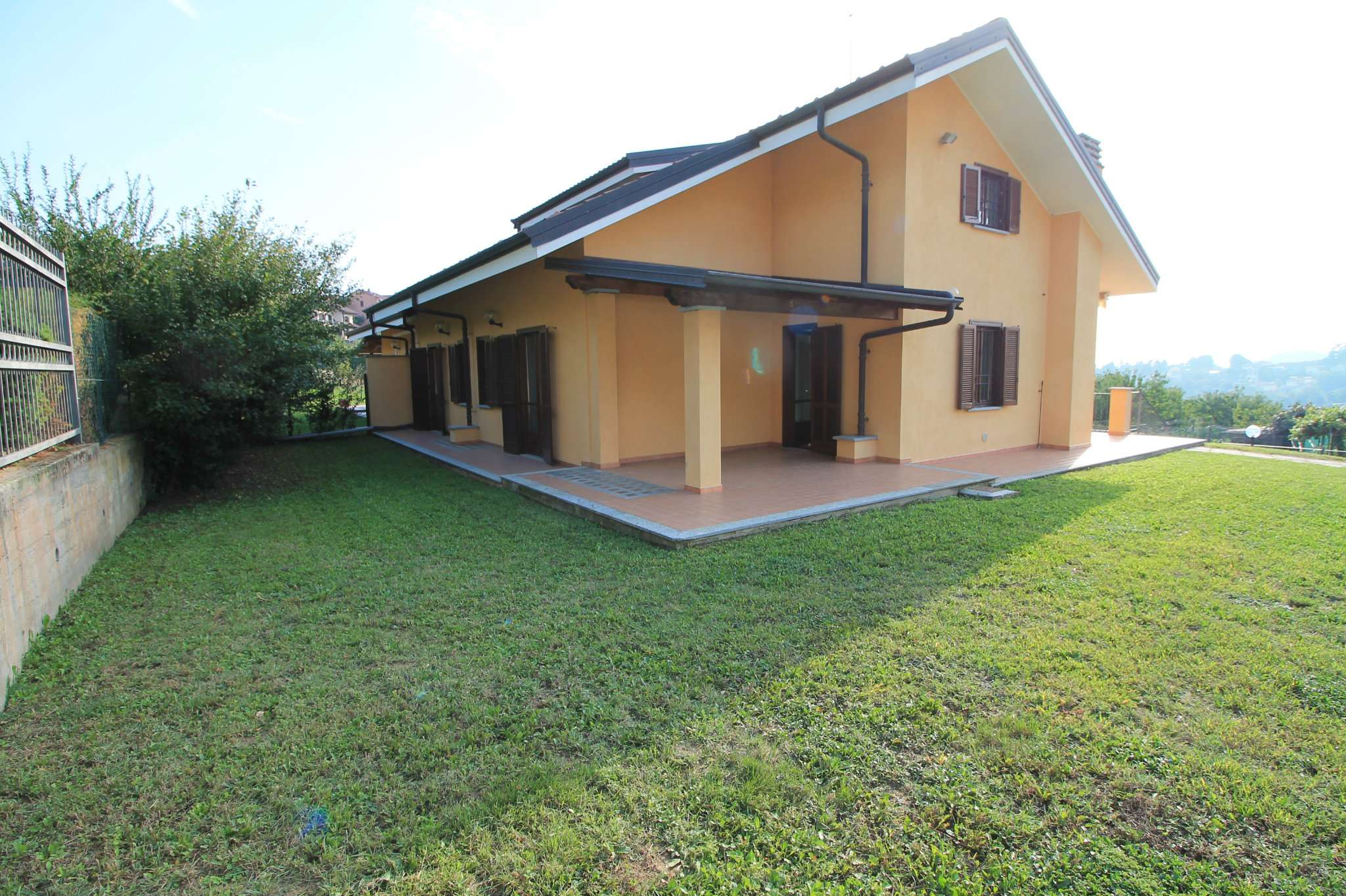 Villa Bifamiliare in affitto a Pecetto Torinese, 7 locali, prezzo € 1.350   PortaleAgenzieImmobiliari.it