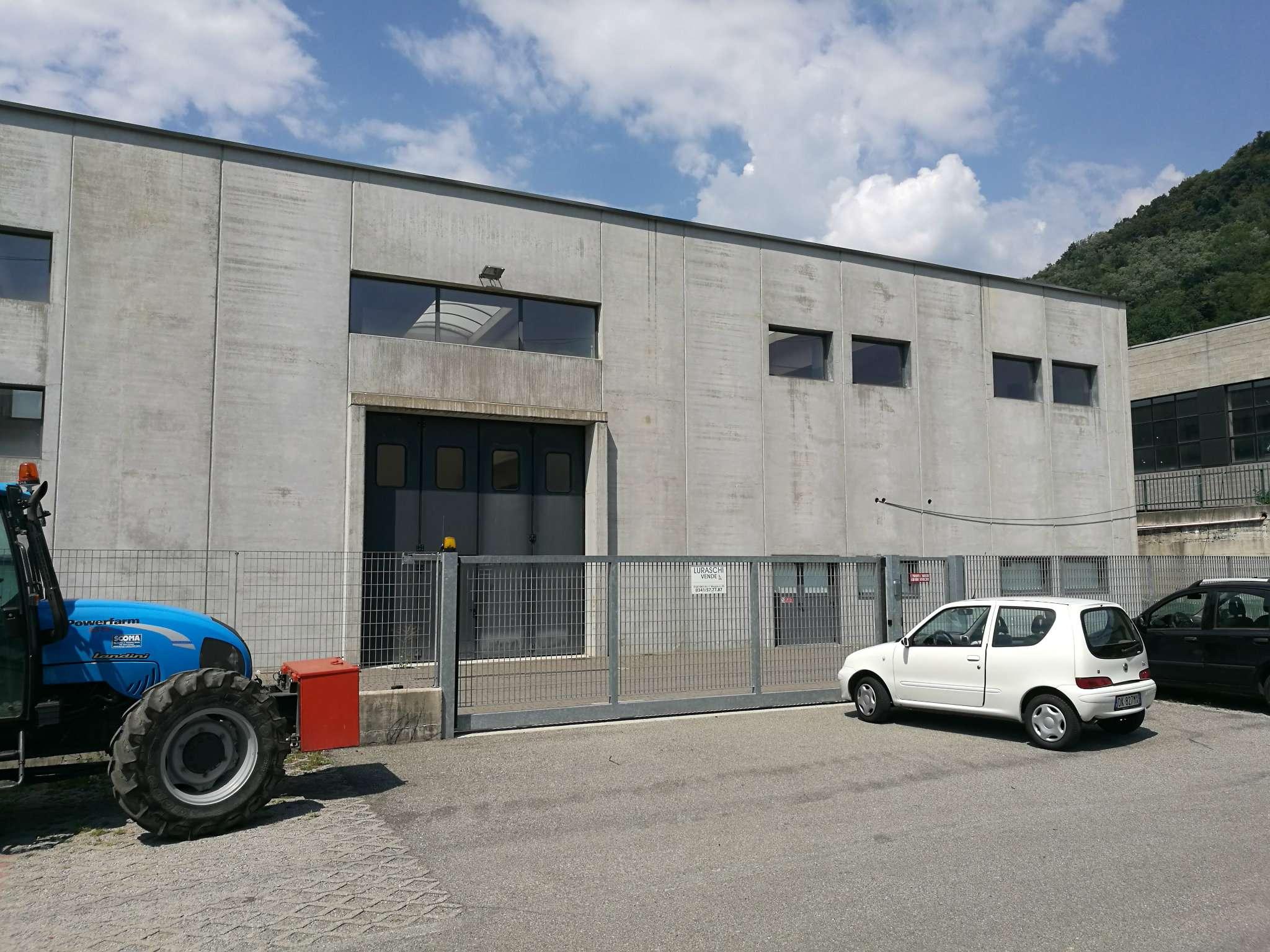 Capannone castello di brianza vendita 800 mq - Immobile non soggetto all obbligo di certificazione energetica ...