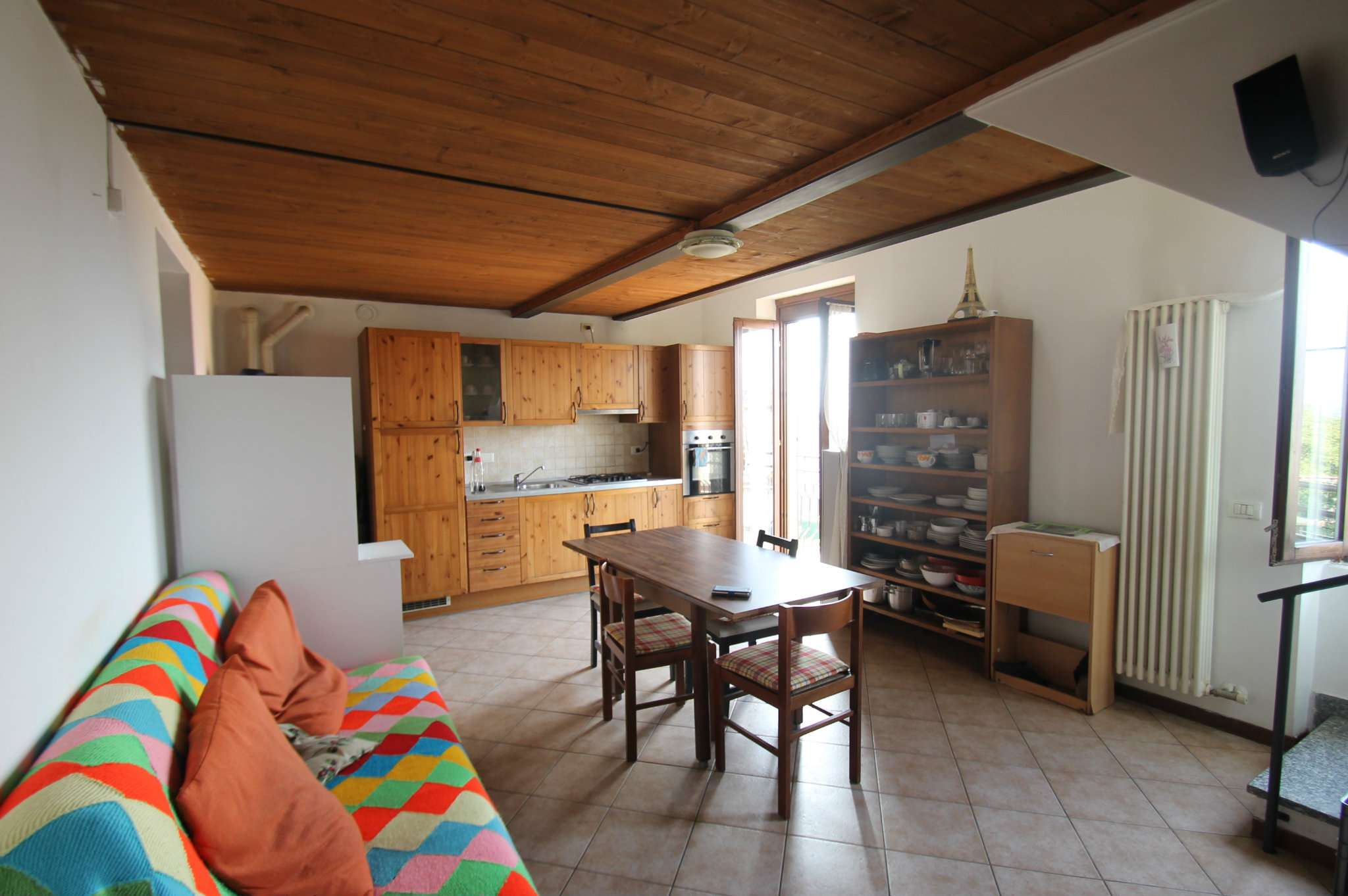 Appartamento trilocale in vendita a Garbagnate Monastero