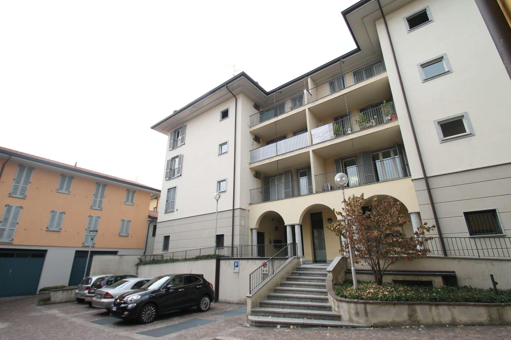 Grazioso appartamento trilocale in vendita a Bulciago