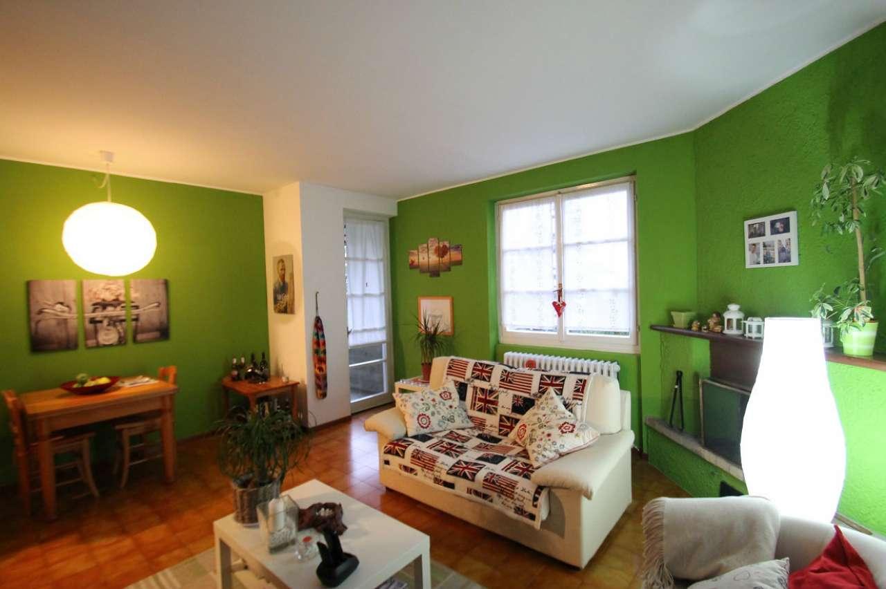 Appartamento trilocale con ottima vista panoramica in vendita a Galbiate