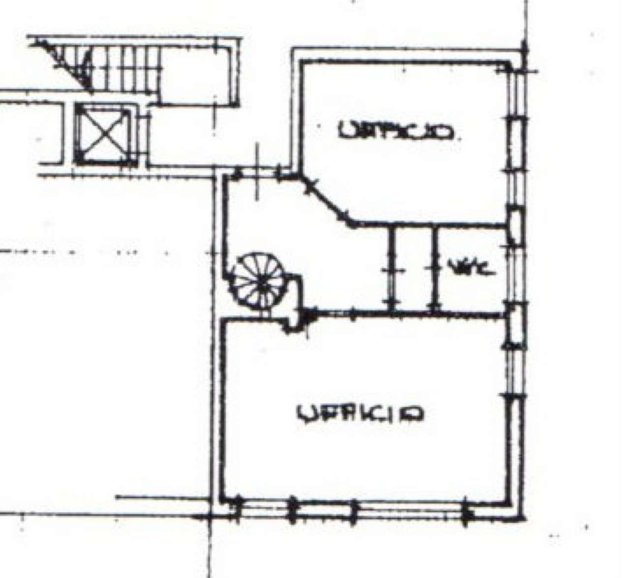Ufficio / Studio in affitto a Cantù, 4 locali, prezzo € 450 | PortaleAgenzieImmobiliari.it