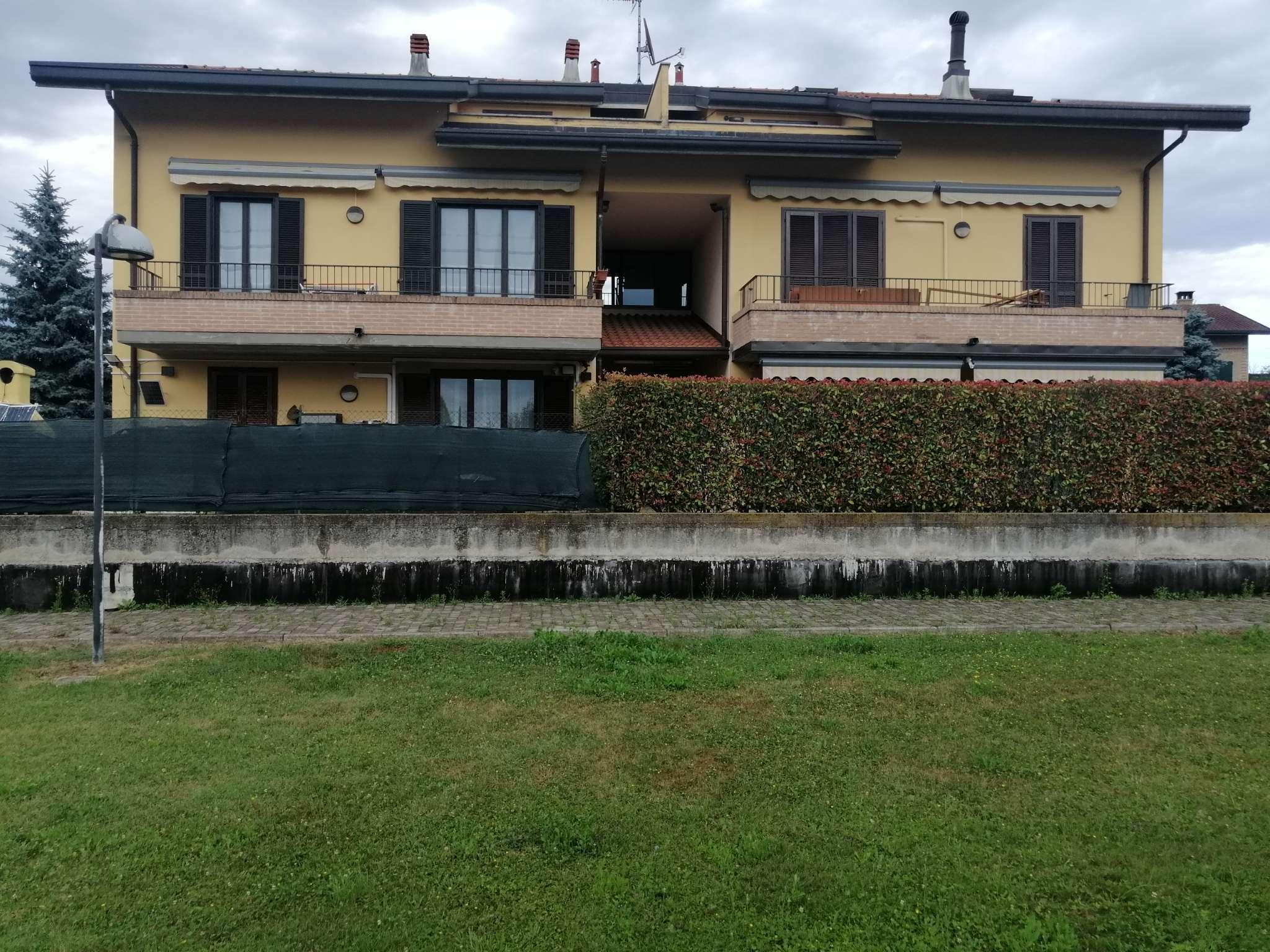 Attico / Mansarda in vendita a Senna Comasco, 3 locali, prezzo € 159.000   PortaleAgenzieImmobiliari.it