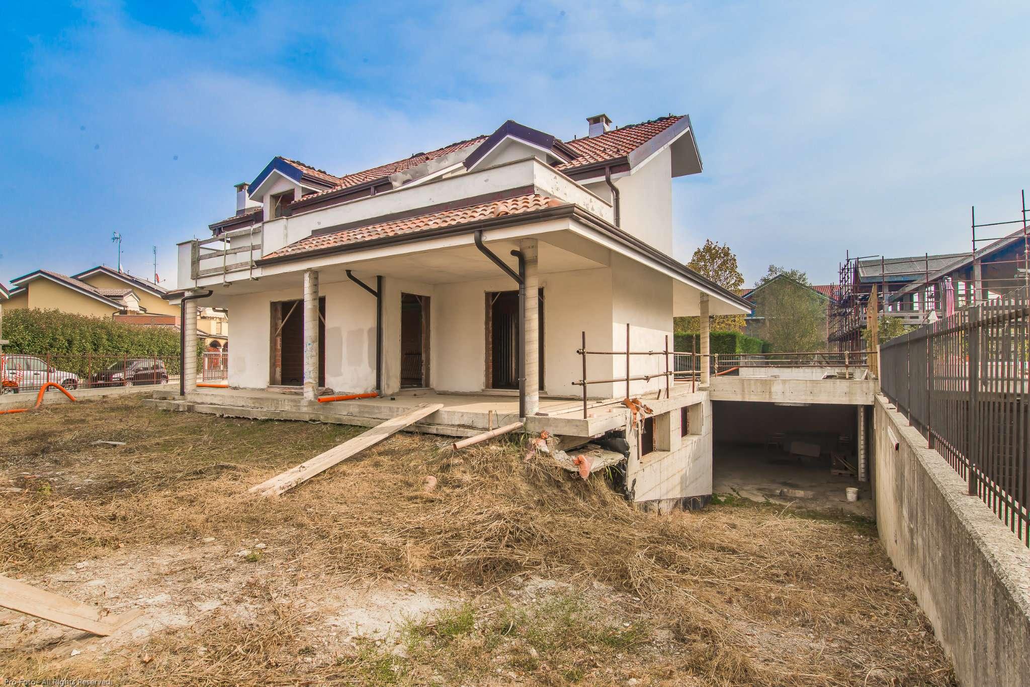 Soluzione Indipendente in vendita a La Loggia, 4 locali, prezzo € 339.000 | CambioCasa.it