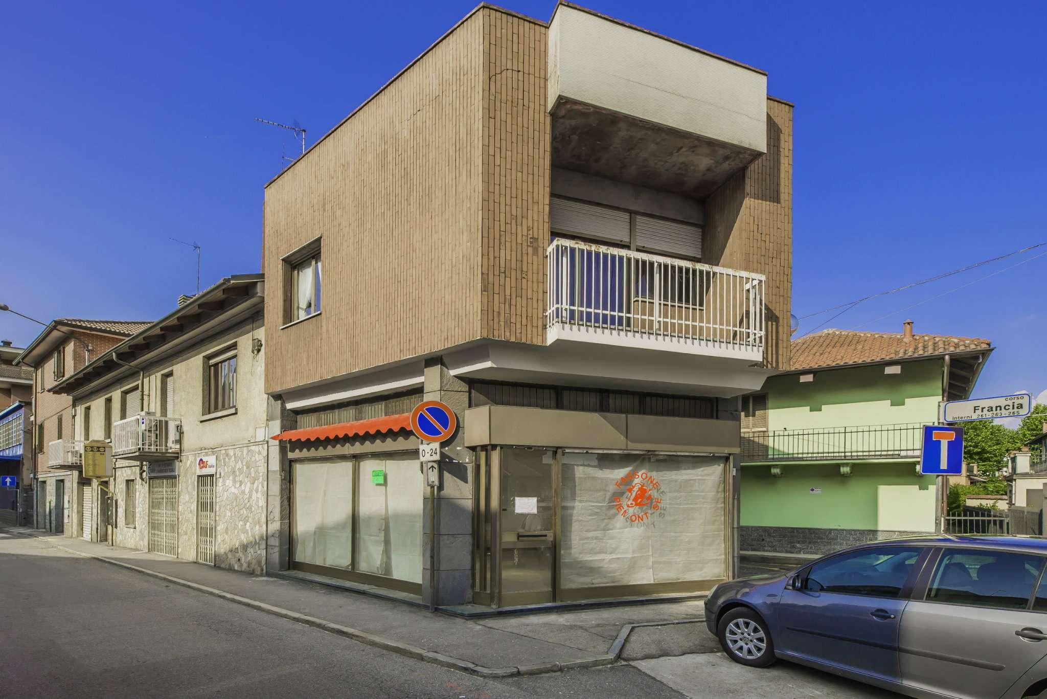 Negozio in affitto via Fabbrichetta Collegno