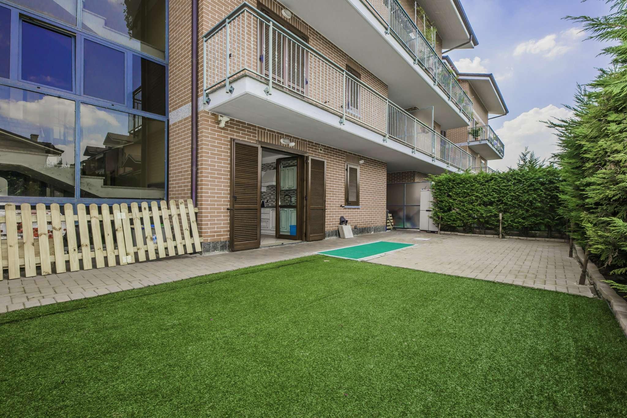 Appartamento in vendita via Po 11 Orbassano