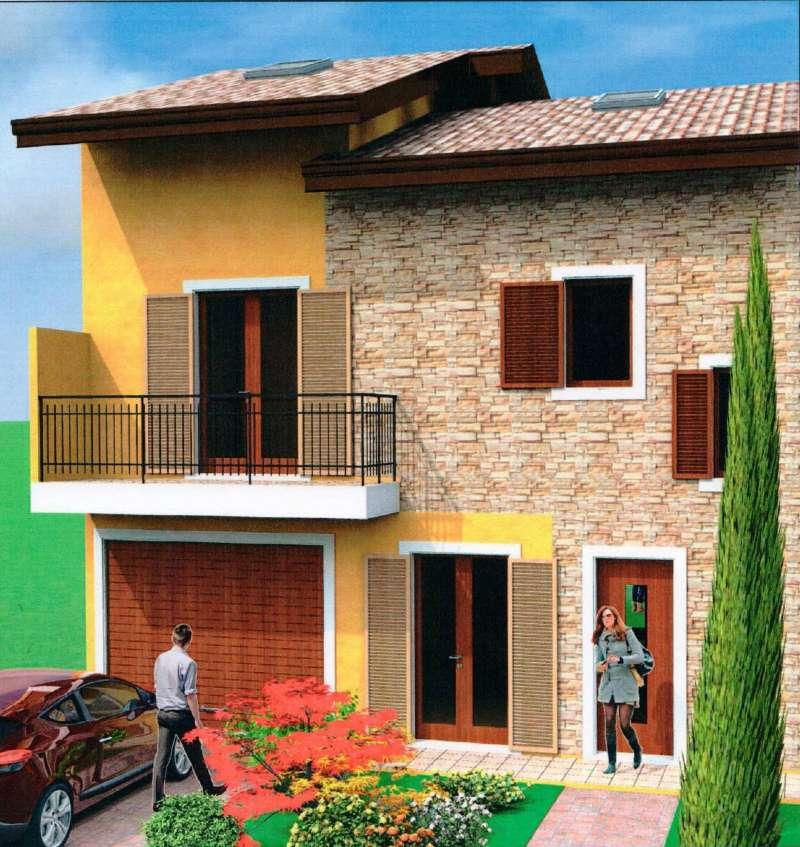 Villa a Schiera in vendita a Castelletto Stura, 4 locali, prezzo € 200.000 | CambioCasa.it