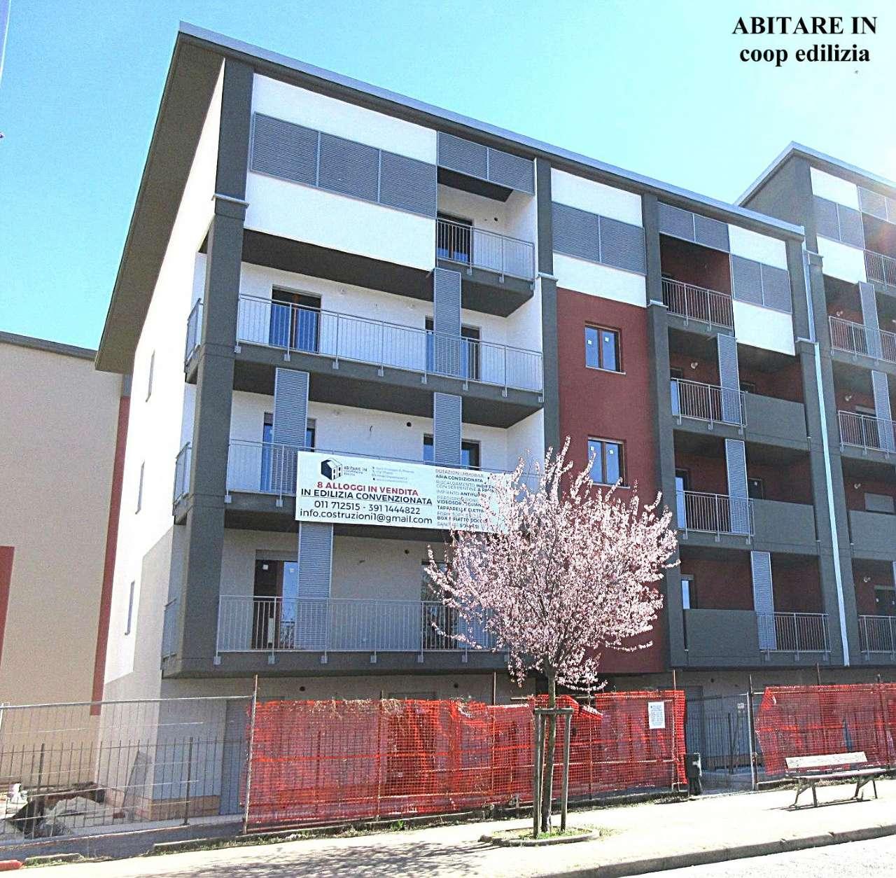 Appartamento in vendita a Orbassano, 4 locali, prezzo € 217.000   CambioCasa.it