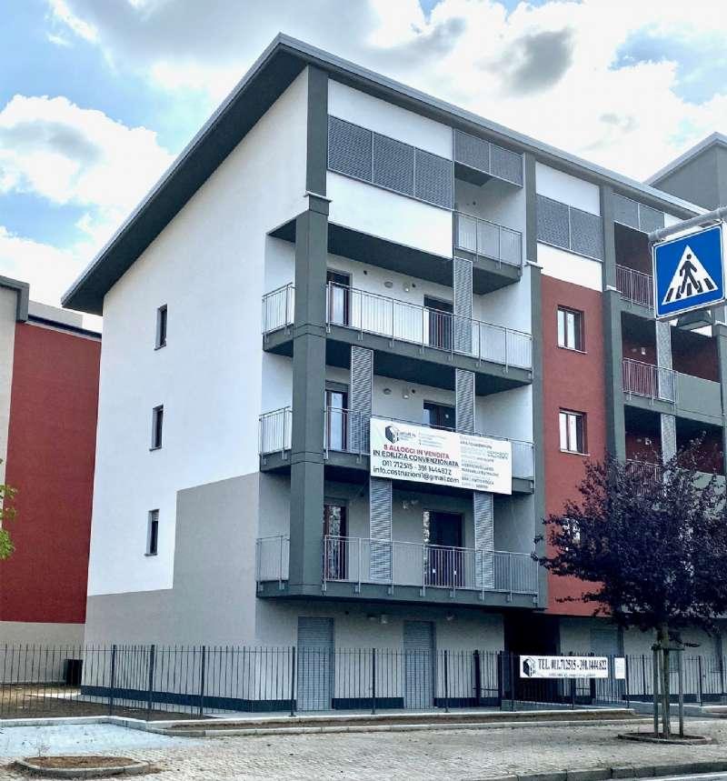 Appartamento in vendita a Orbassano, 4 locali, prezzo € 186.000 | PortaleAgenzieImmobiliari.it