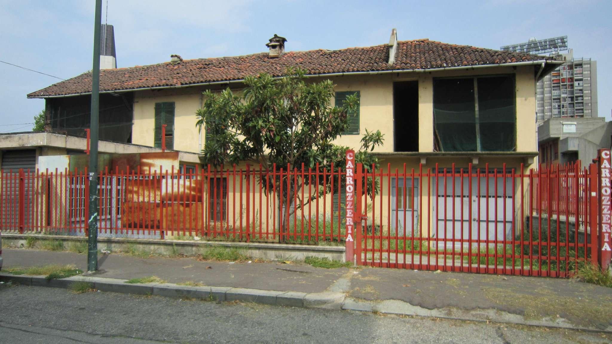 Casa indipendente in vendita zona barriera milano for Case indipendenti a torino