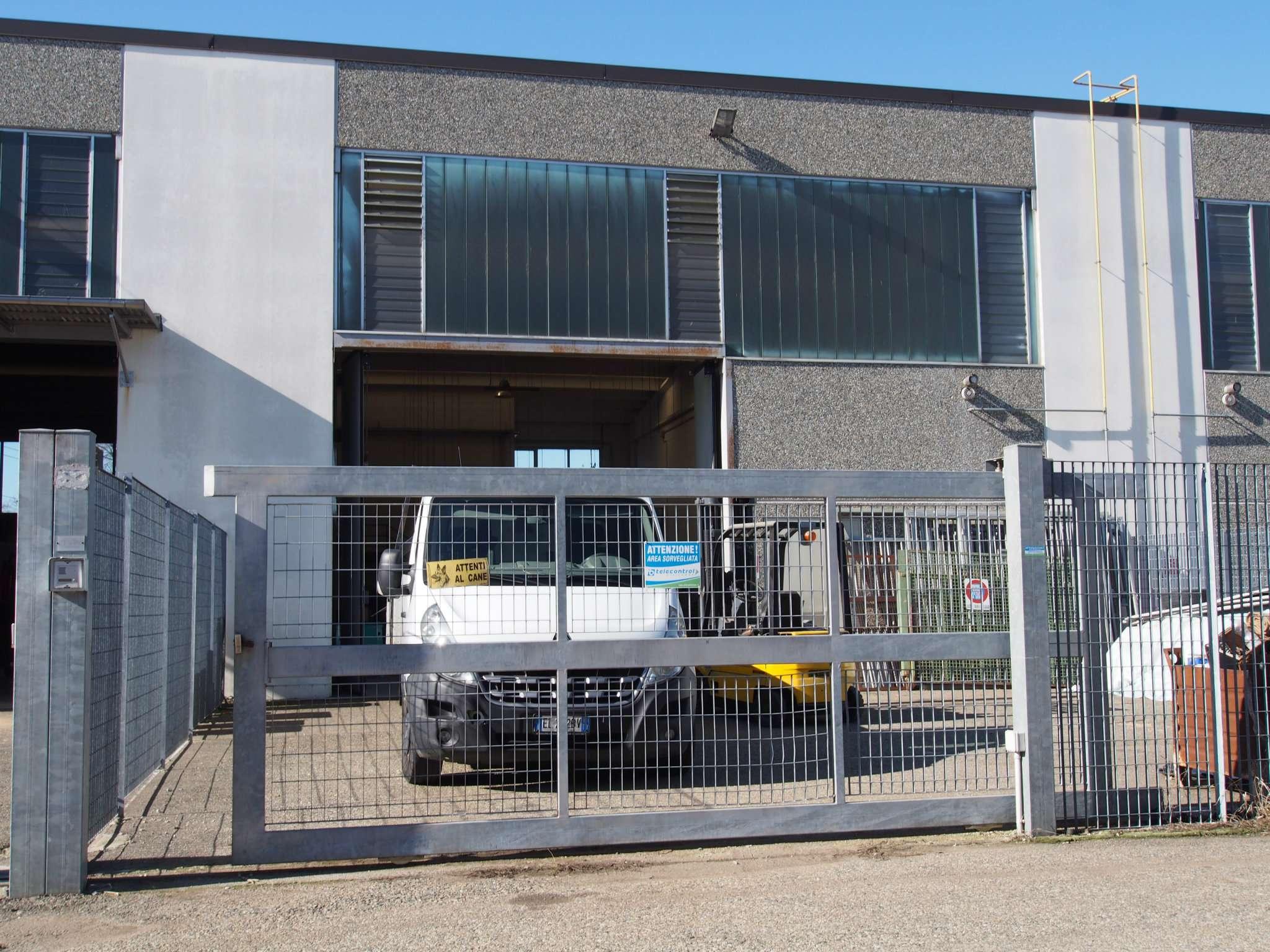 Capannone in vendita a Montanaro, 3 locali, prezzo € 156.000 | PortaleAgenzieImmobiliari.it