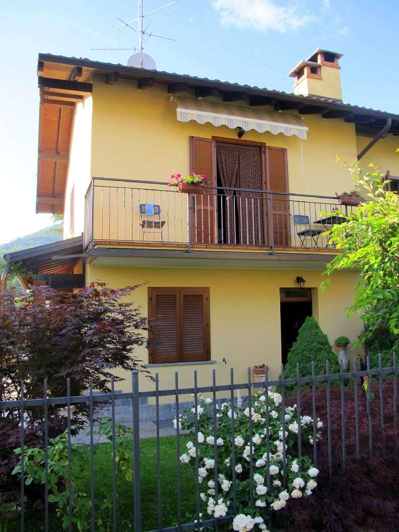 Soluzione Semindipendente in vendita a Viggiù, 6 locali, prezzo € 285.000 | CambioCasa.it