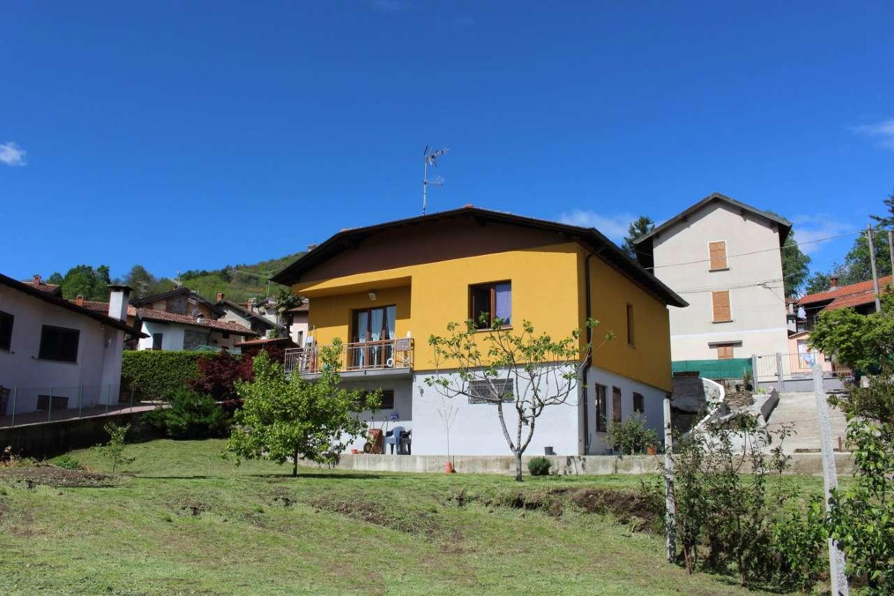 Soluzione Indipendente in vendita a Brissago-Valtravaglia, 5 locali, prezzo € 195.000 | CambioCasa.it