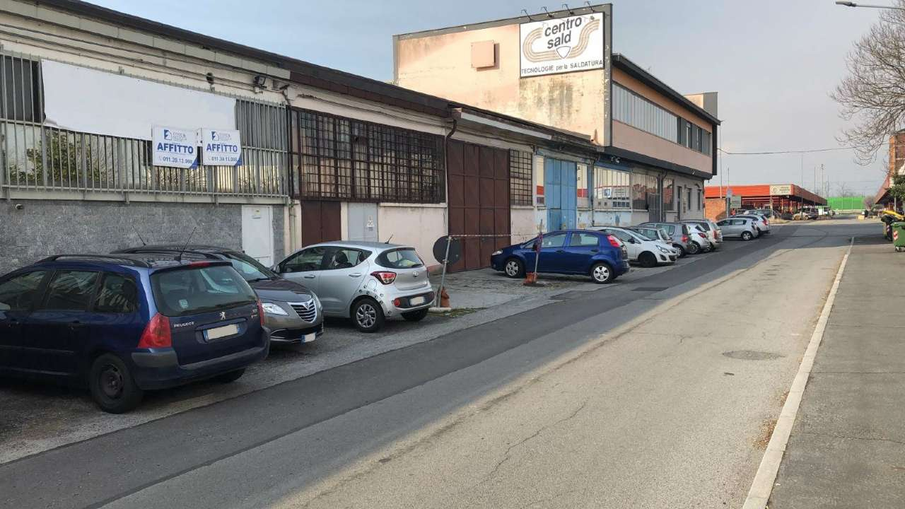 Capannone in affitto a Nichelino, 2 locali, prezzo € 1.800   PortaleAgenzieImmobiliari.it