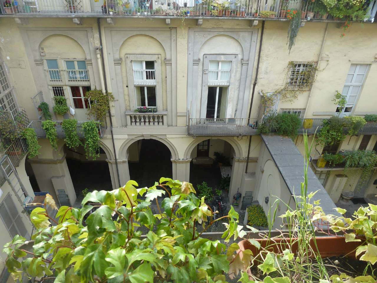 Appartamento in vendita Zona Centro - via Bligny 10 Torino