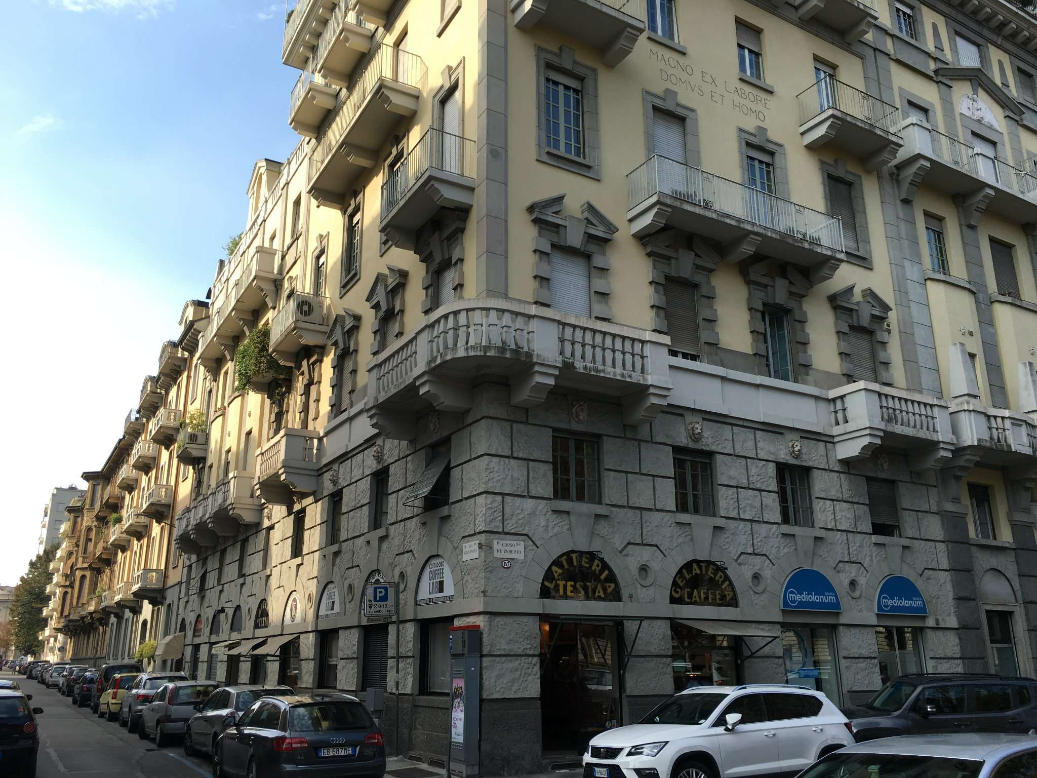 Appartamento in vendita Zona Crocetta, San Secondo - corso RE UMBERTO Torino