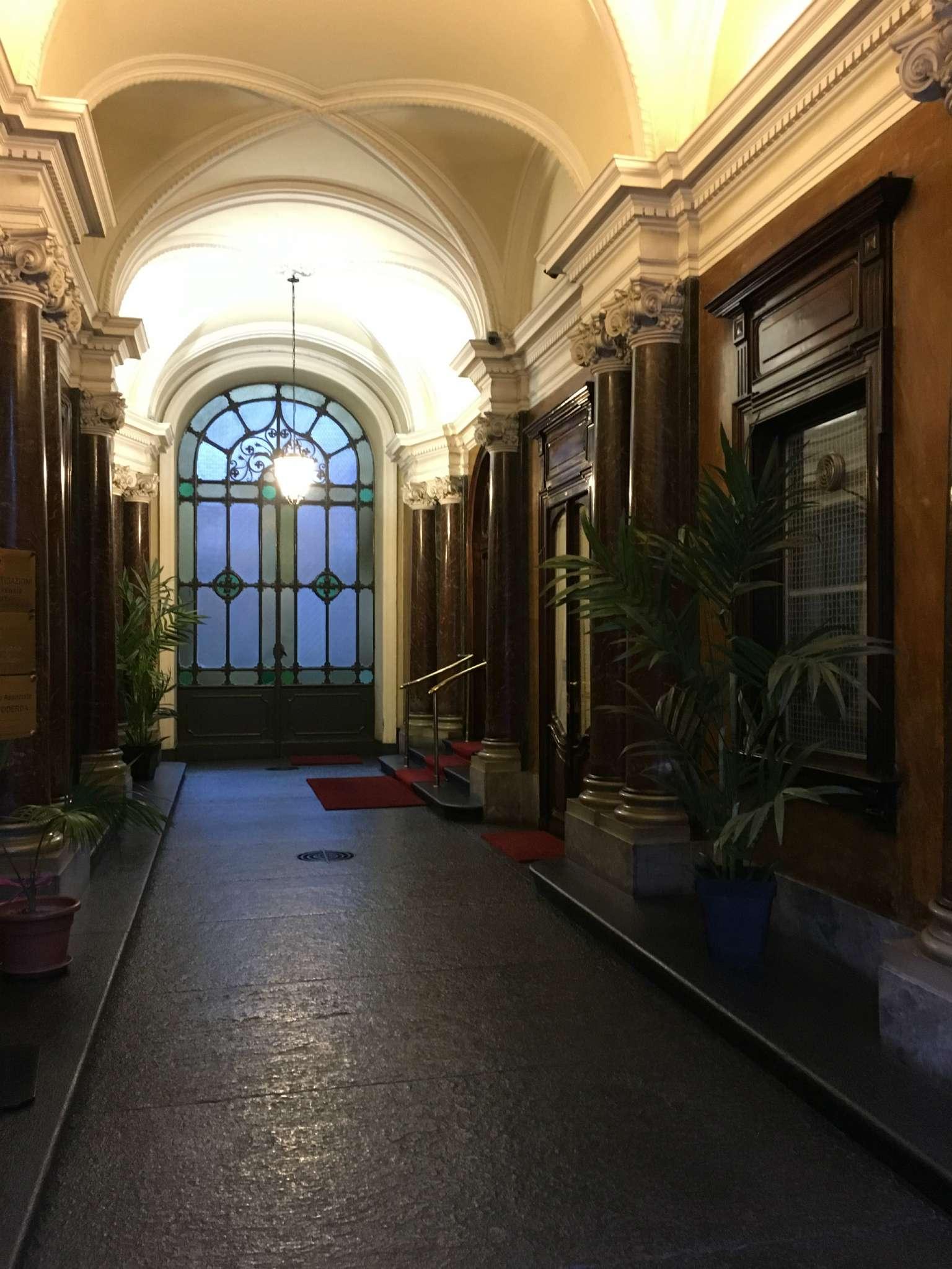Ufficio in vendita Zona Crocetta, San Secondo - corso Re Umberto Torino