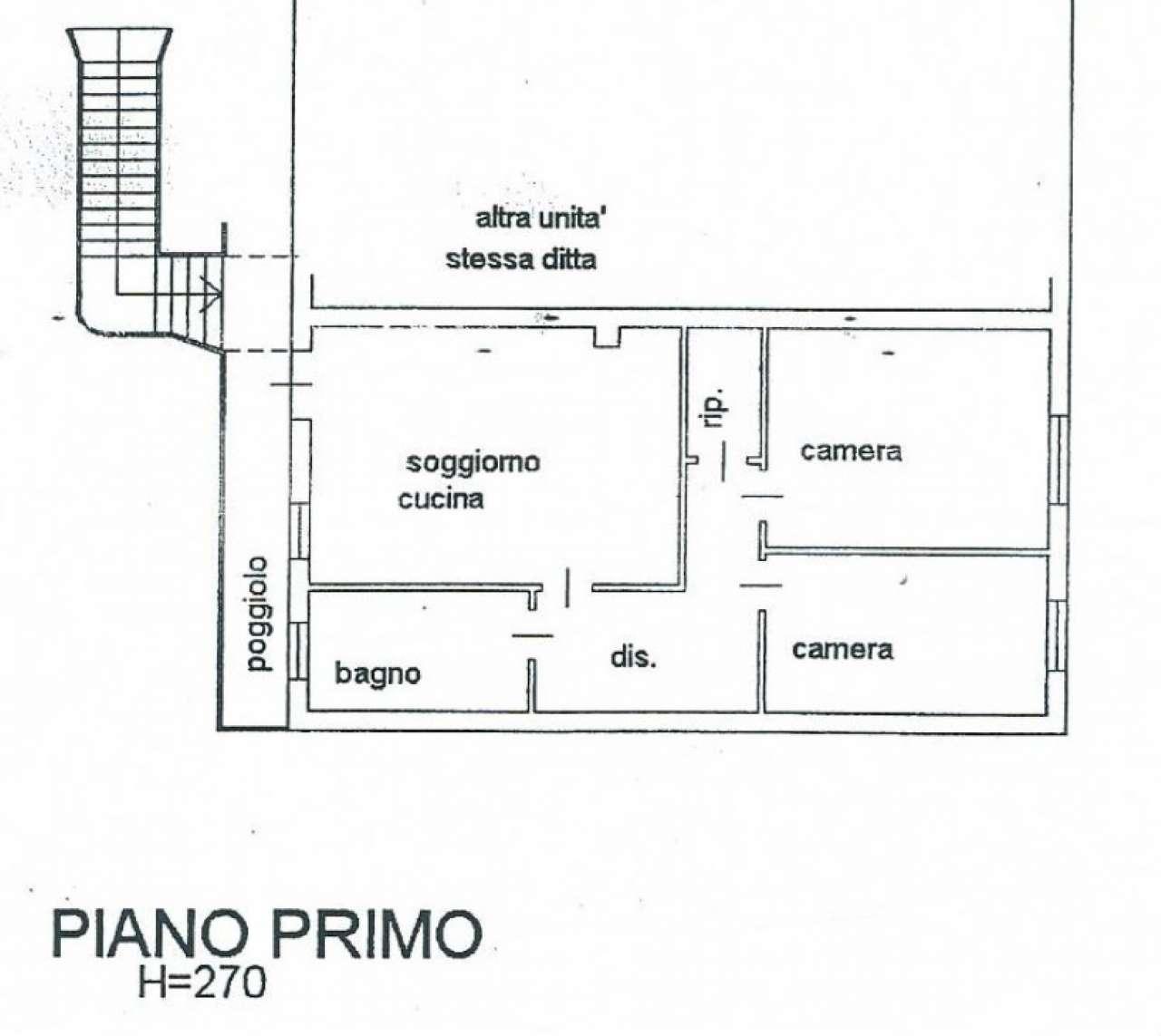 Appartamento in affitto Rif. 7783787