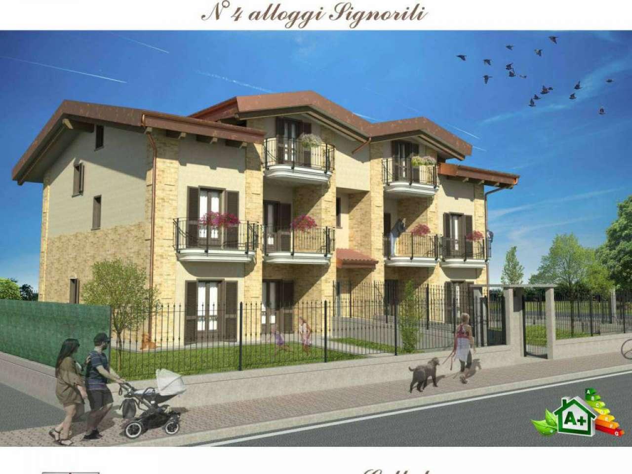 Appartamento in vendita a Rivalta di Torino, 4 locali, prezzo € 228.000   CambioCasa.it