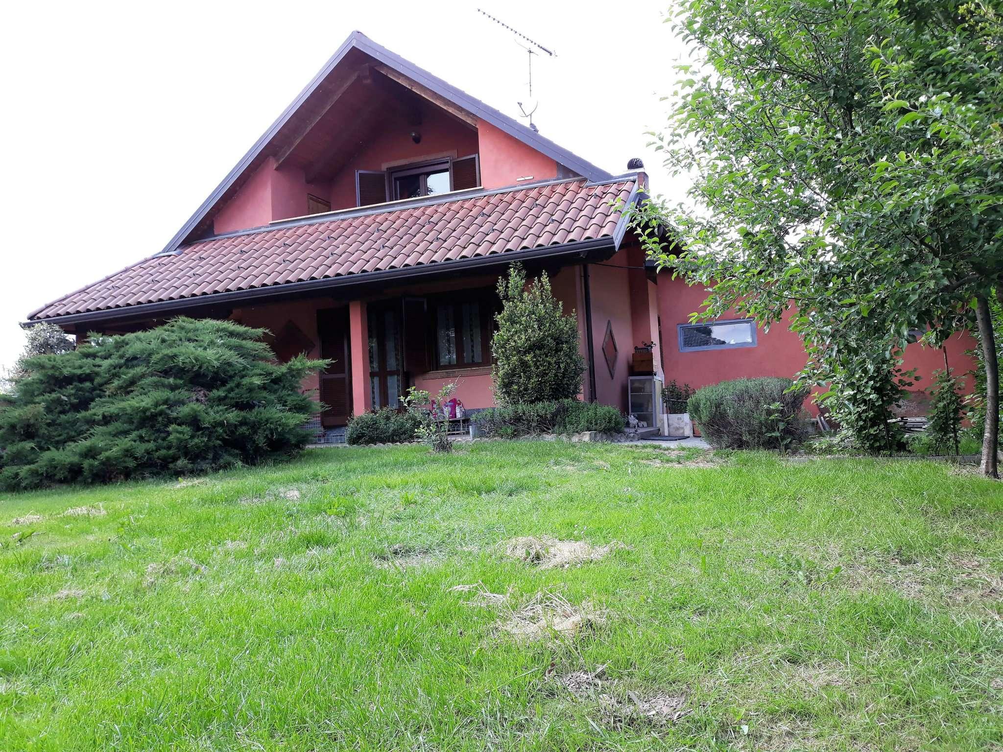 Villa in vendita via Rivarolo Bossole Lombardore