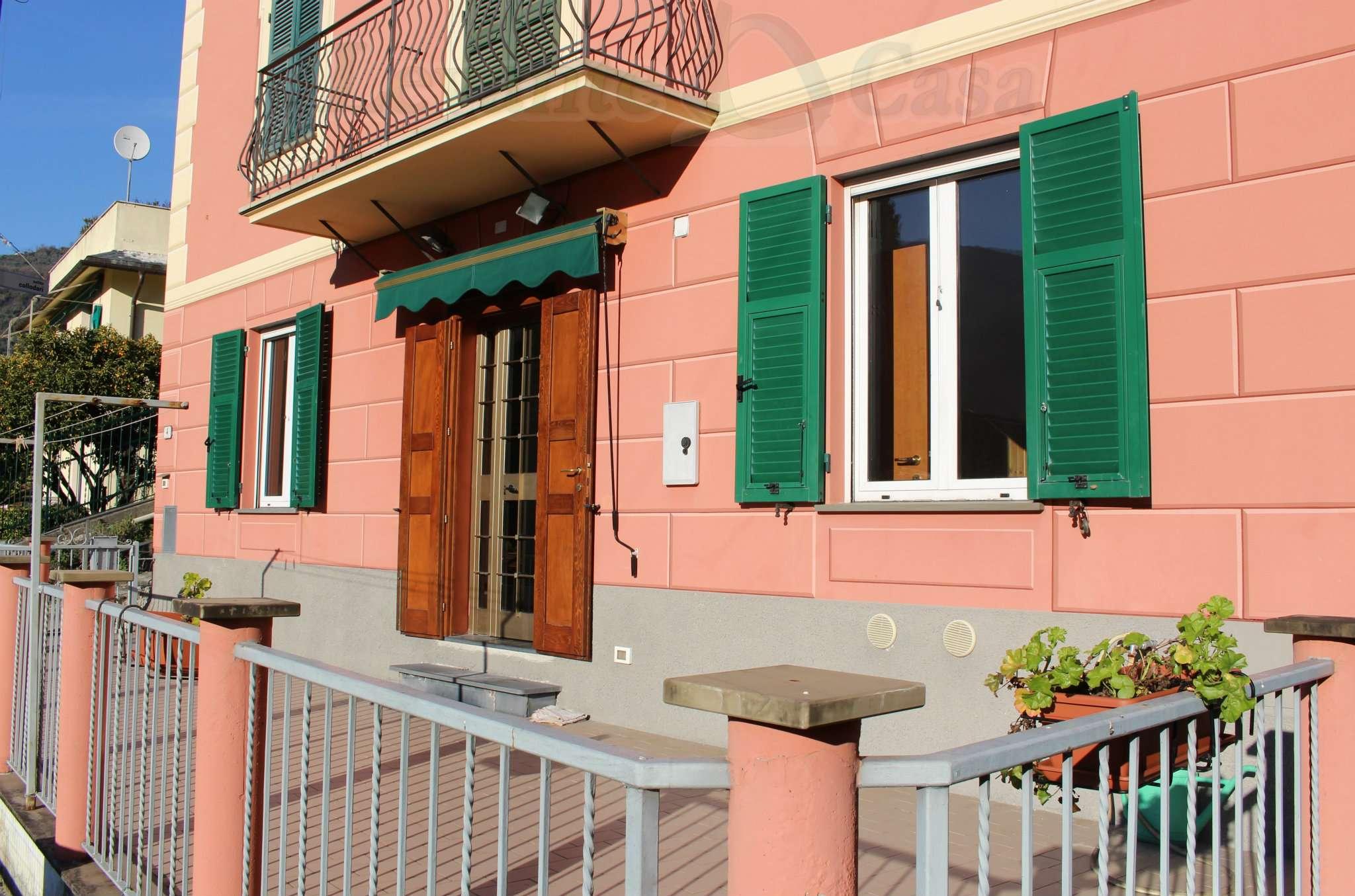 Appartamento in vendita a Recco, 4 locali, prezzo € 175.000 | PortaleAgenzieImmobiliari.it
