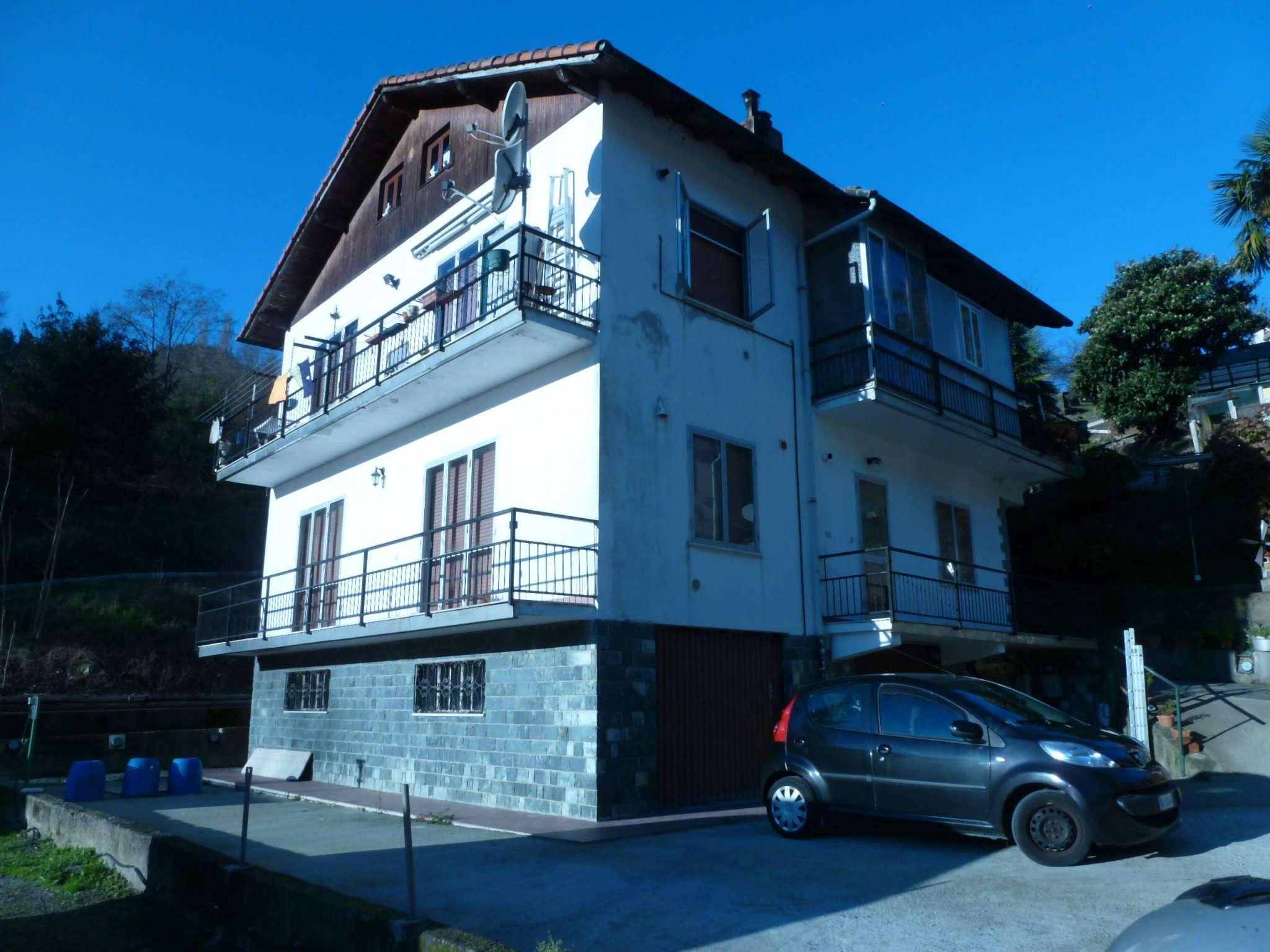 7 vani semi-indipendente vendita, Mignanego, Via Trieste