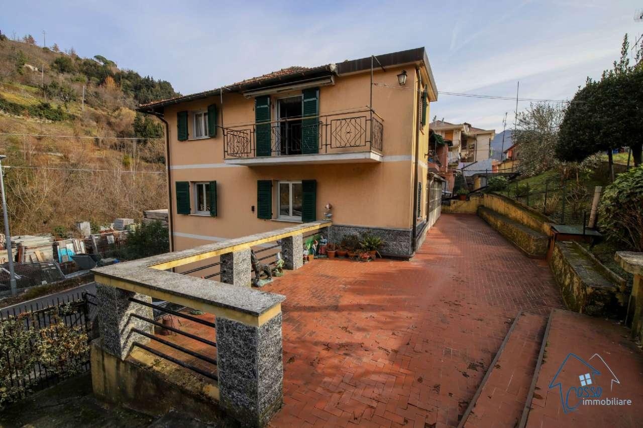 Soluzione Indipendente in vendita a Sant'Olcese, 8 locali, prezzo € 185.000 | PortaleAgenzieImmobiliari.it