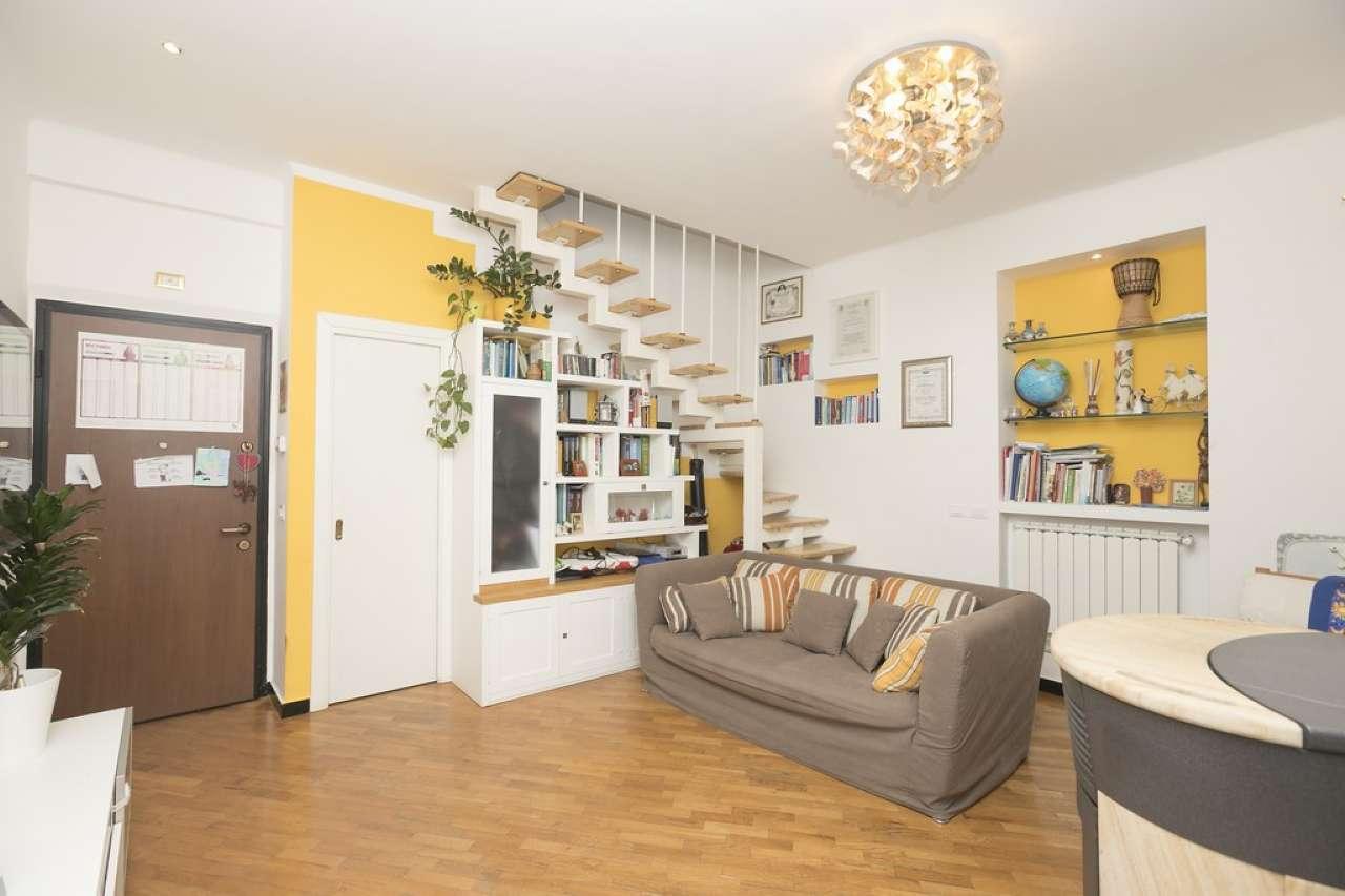 Appartamento in vendita a Ronco Scrivia, 3 locali, prezzo € 75.000 | CambioCasa.it