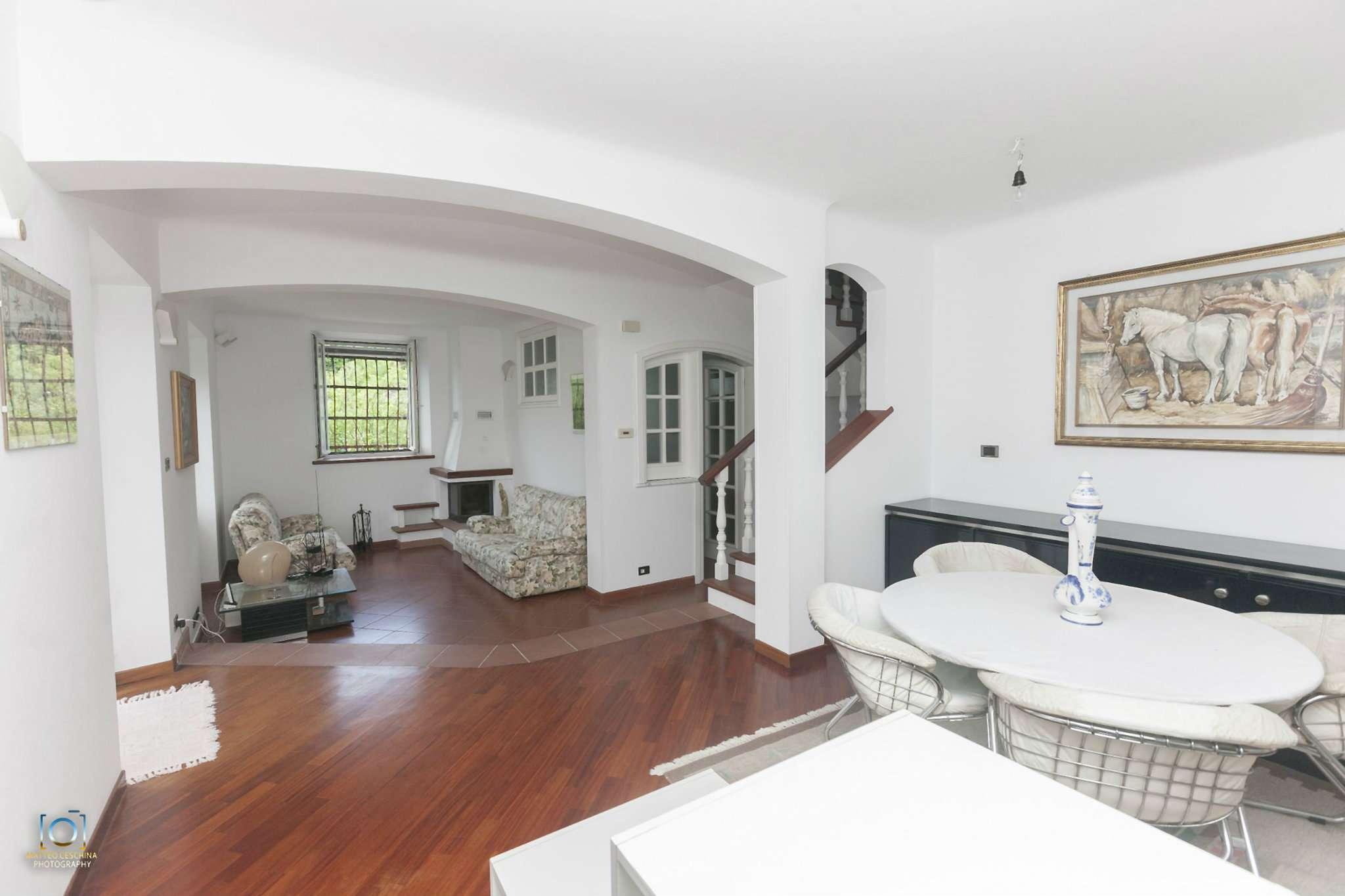 Soluzione Semindipendente in vendita a Mignanego, 8 locali, prezzo € 145.000 | PortaleAgenzieImmobiliari.it