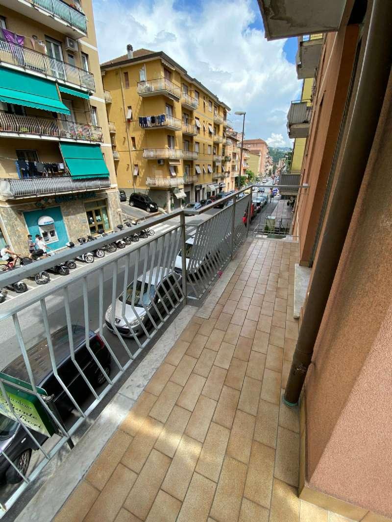 Appartamento in affitto a Campomorone, 4 locali, prezzo € 450 | PortaleAgenzieImmobiliari.it
