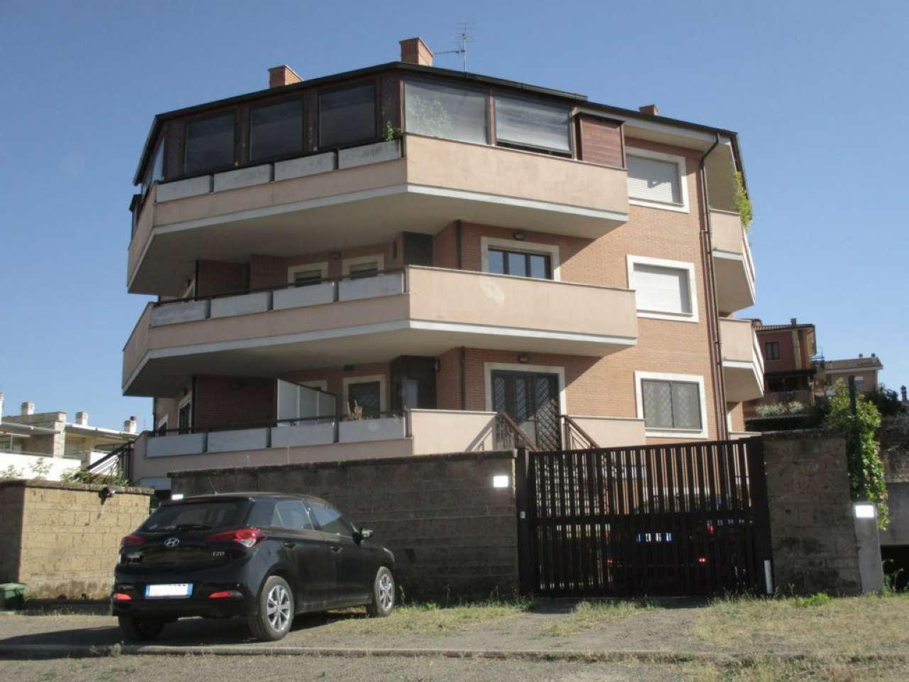 Roma Trigoria via Danilo Gavagnin affittasi appartamento con giardino adatto a studenti universitari