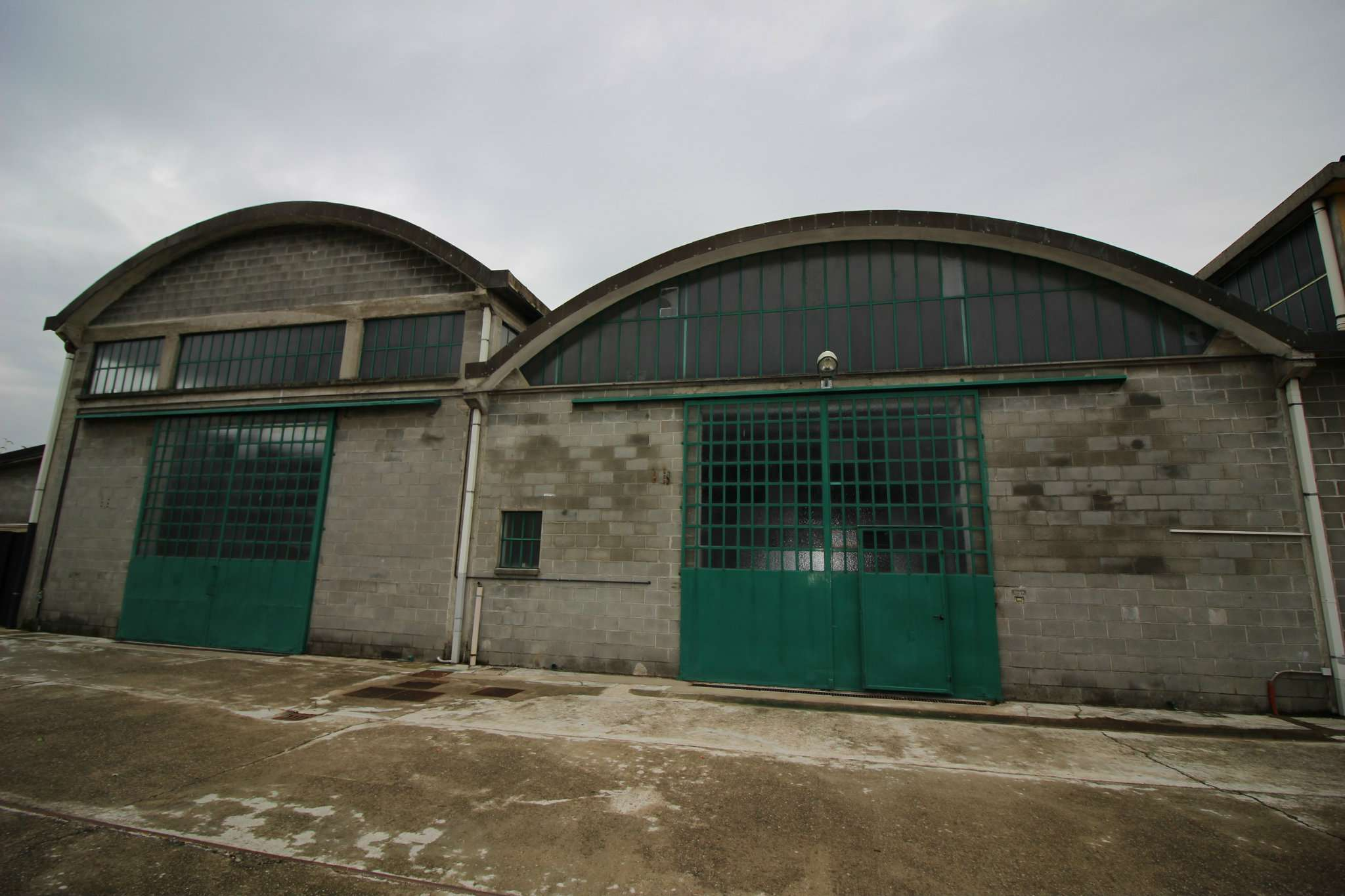 Capannone in vendita a Nerviano, 3 locali, prezzo € 220.000 | CambioCasa.it