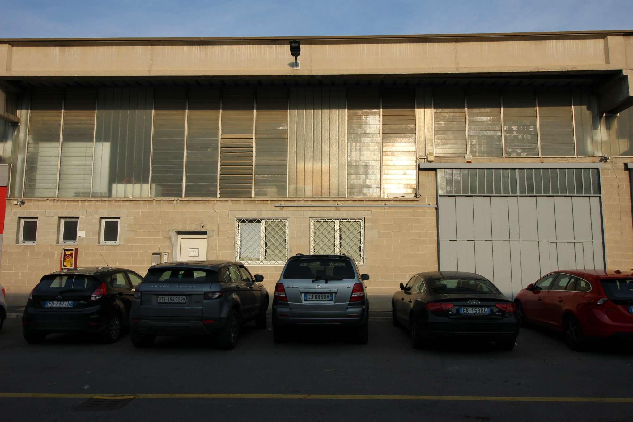 Capannone in affitto a Nerviano, 4 locali, prezzo € 1.800 | CambioCasa.it