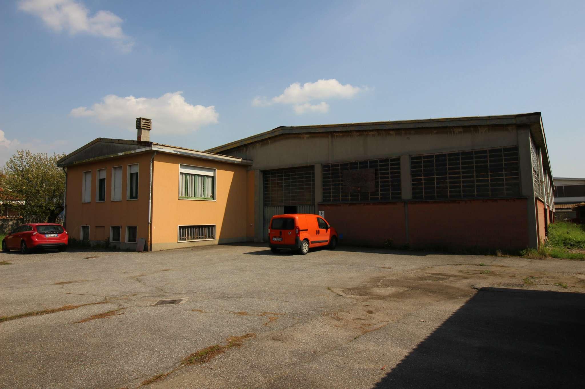 Capannone in vendita a San Giorgio su Legnano, 7 locali, prezzo € 650.000 | CambioCasa.it