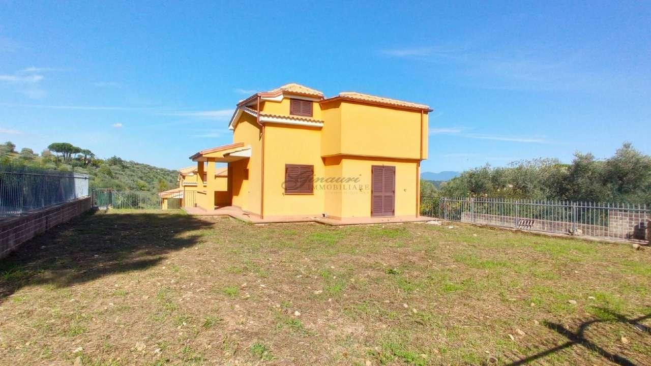 Villa in vendita a Morlupo, 5 locali, prezzo € 195.000 | CambioCasa.it