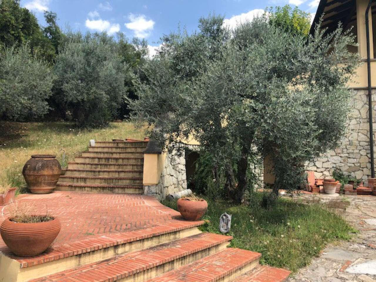 Villa in affitto con ampio giardino, la Pieta