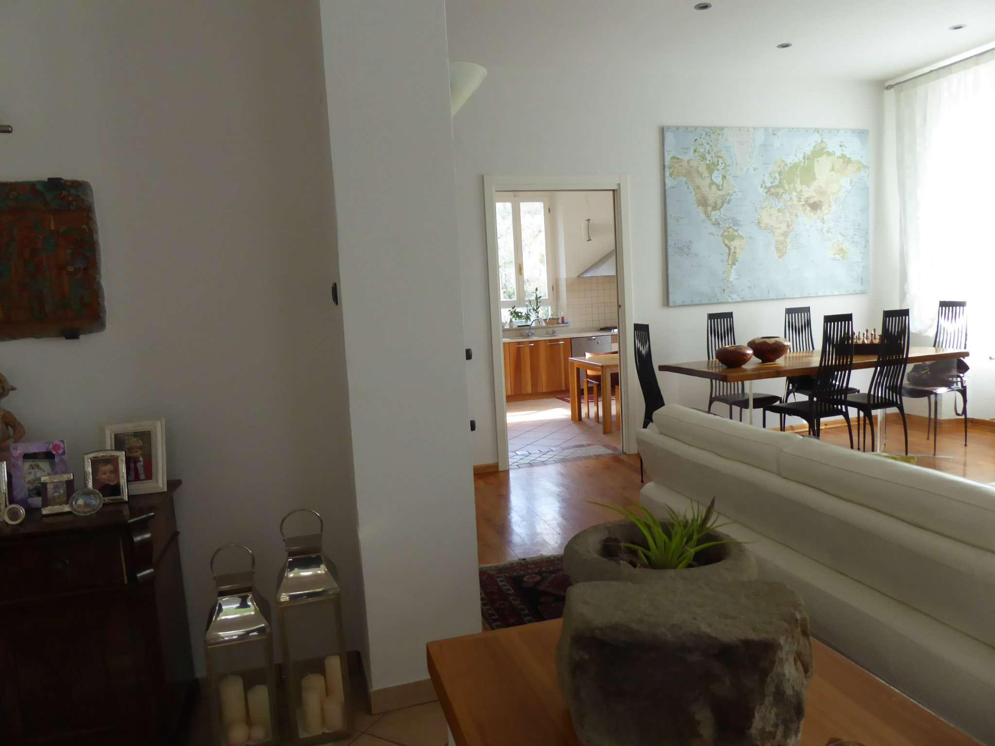Appartamento ristrutturato parzialmente arredato in vendita Rif. 7413055