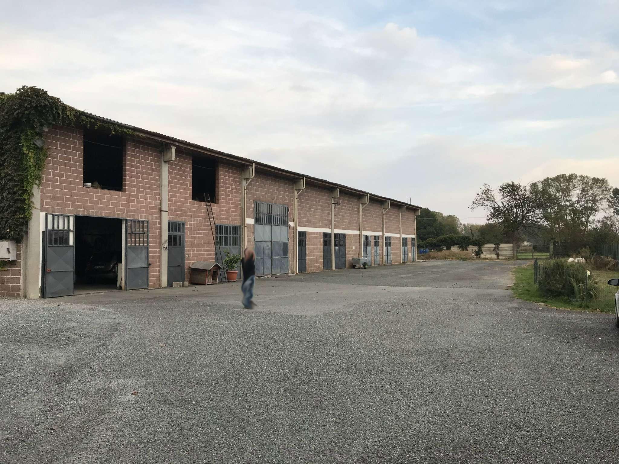 Capannone in affitto a Sant'Ambrogio di Torino, 1 locali, prezzo € 1.200 | CambioCasa.it