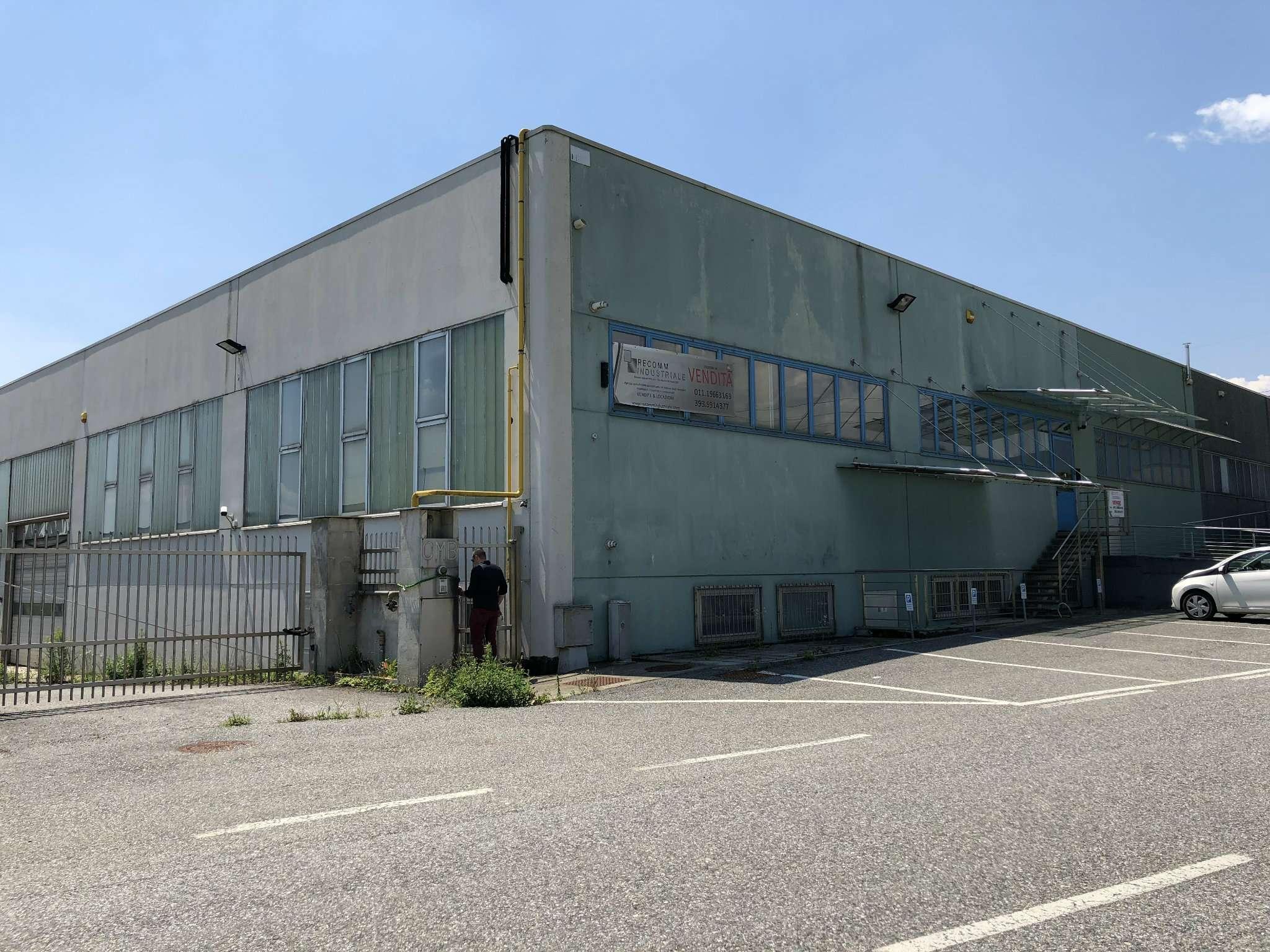 Capannone in vendita a Givoletto, 1 locali, prezzo € 870.000 | CambioCasa.it