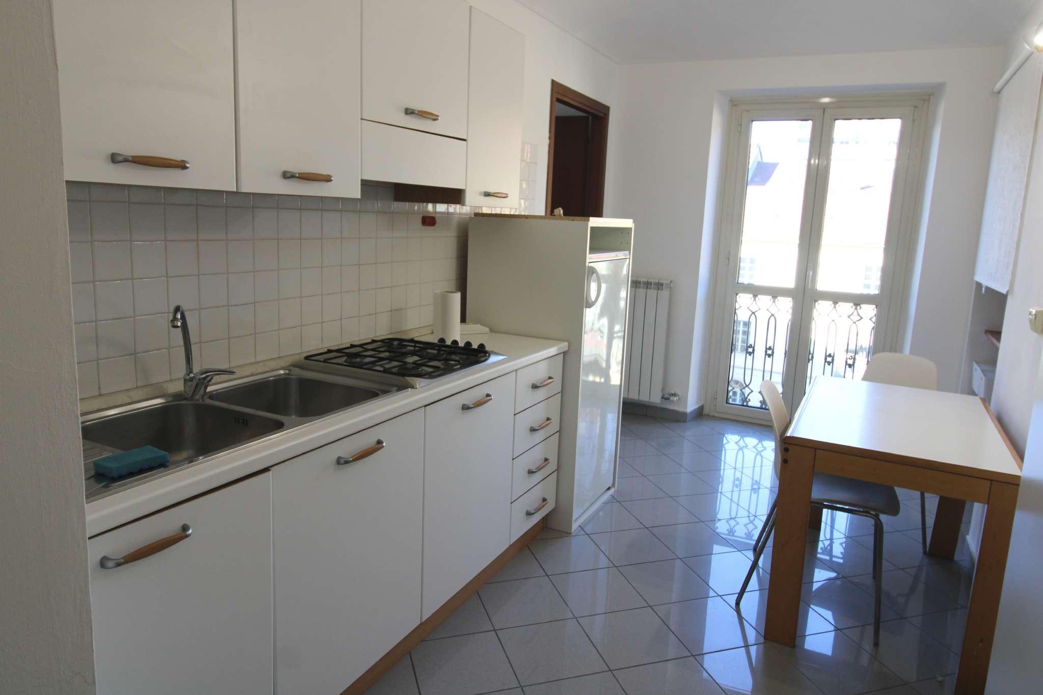 Appartamento in affitto a Torino, 2 locali, zona San Secondo, Crocetta, prezzo € 400 | PortaleAgenzieImmobiliari.it