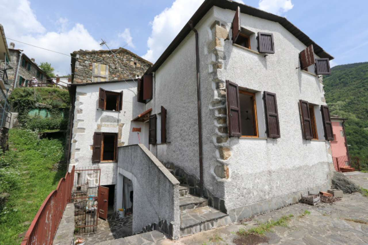 Soluzione Indipendente in vendita a Borzonasca, 6 locali, prezzo € 75.000 | CambioCasa.it
